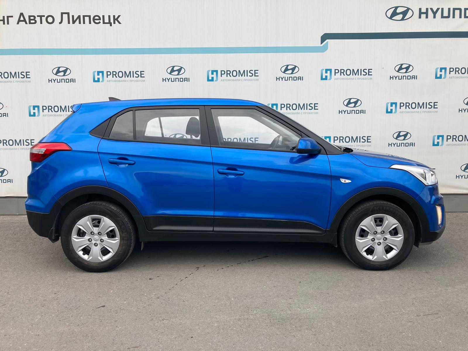 Hyundai Creta Внедорожник (2018г.)