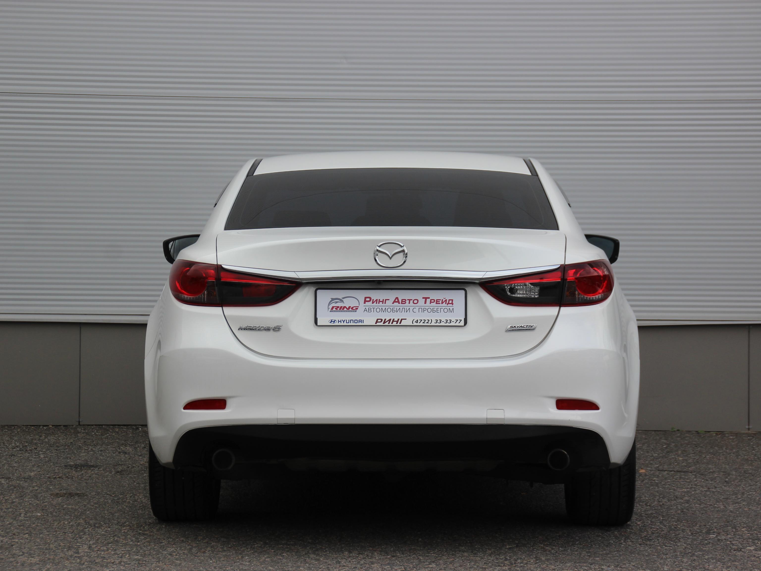 Mazda 6 Седан (2018г.)