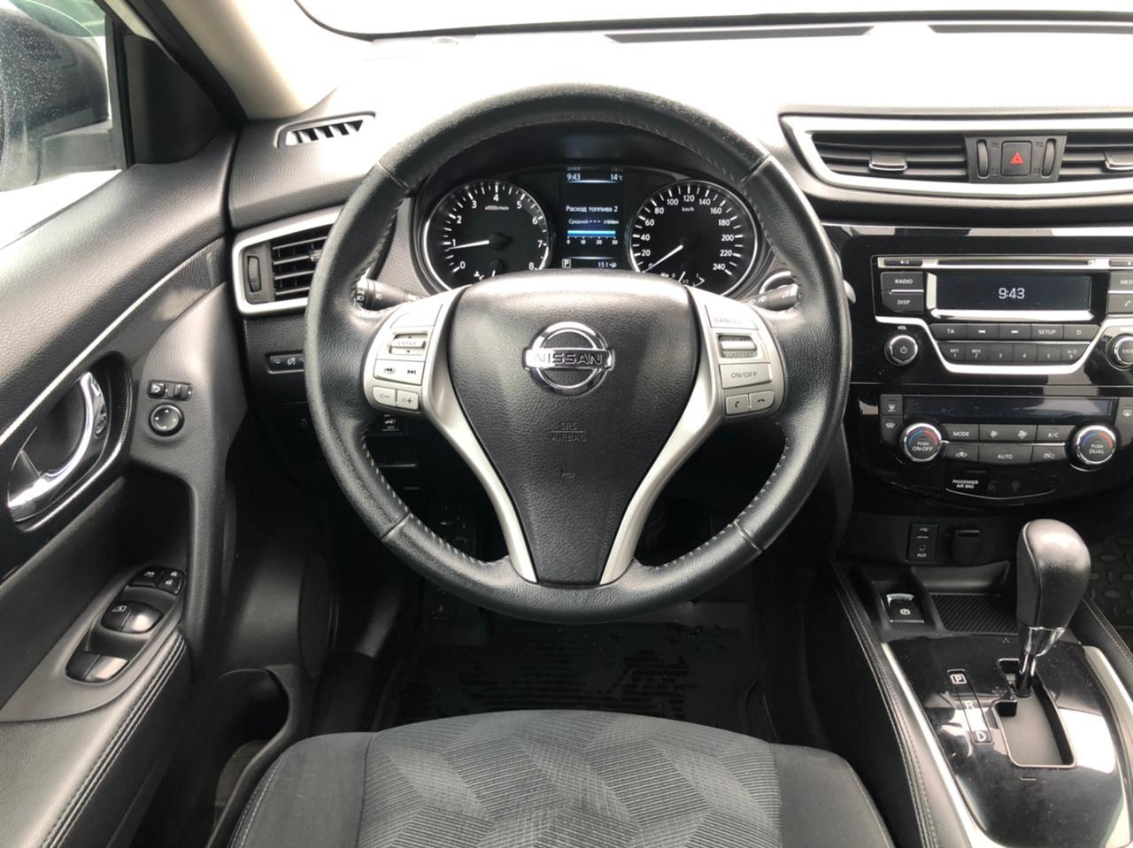 Nissan X-Trail Внедорожник (2016г.)