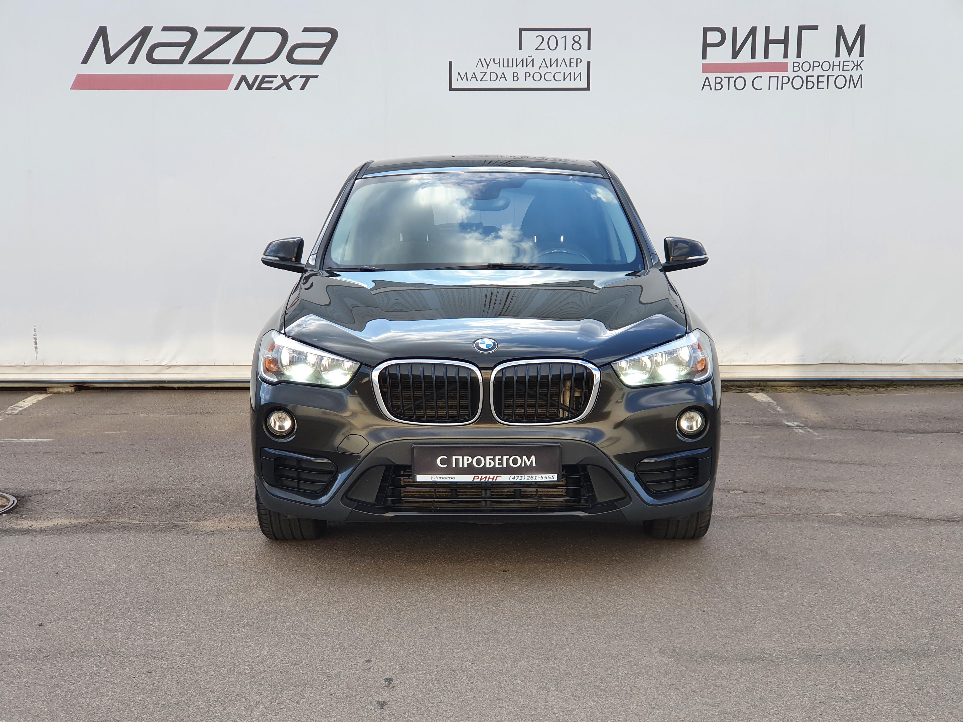 BMW X1 Внедорожник (2016г.)