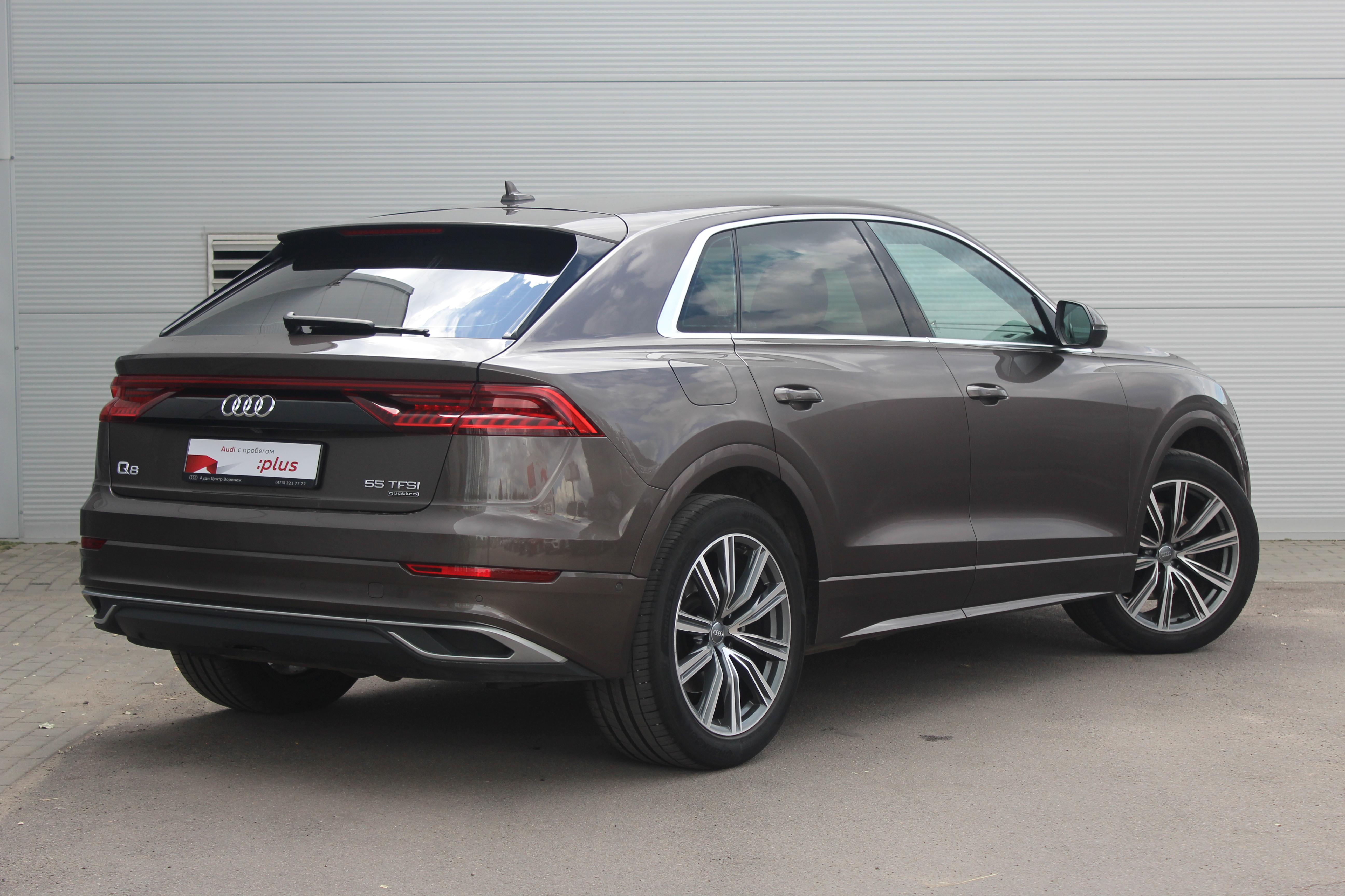 Audi Q8 Внедорожник (2019г.)
