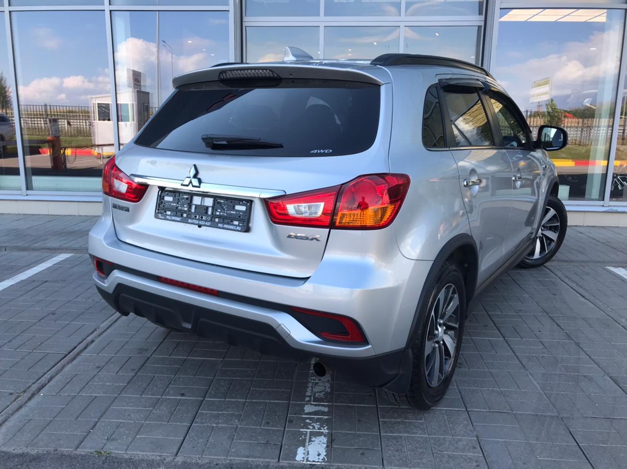 Mitsubishi | ASX, I Рестайлинг 2