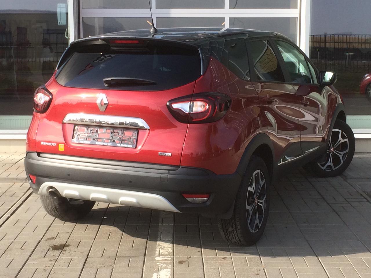 Renault | Kaptur, I