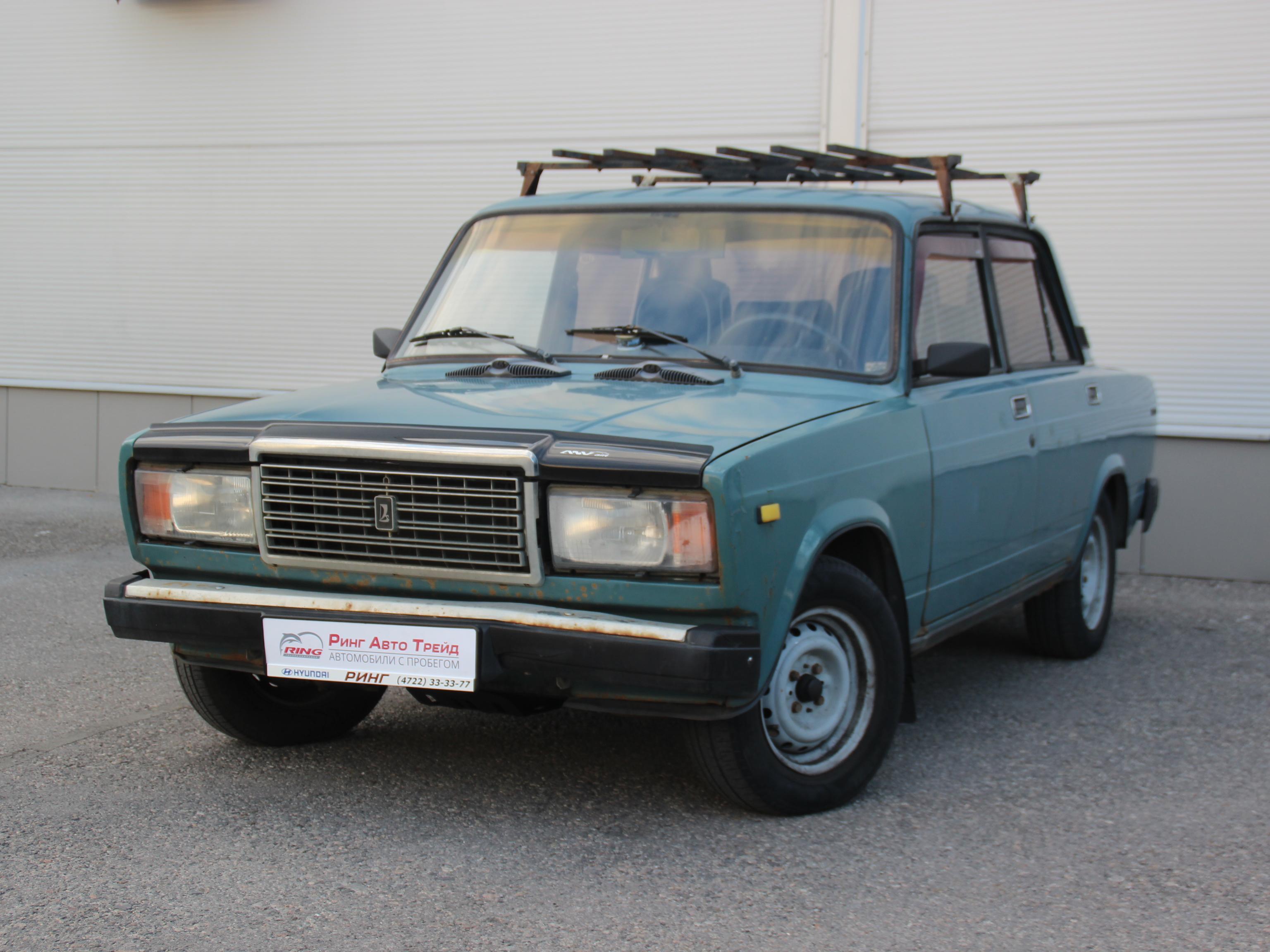 ВАЗ (Lada) 2107 Седан (2003г.)