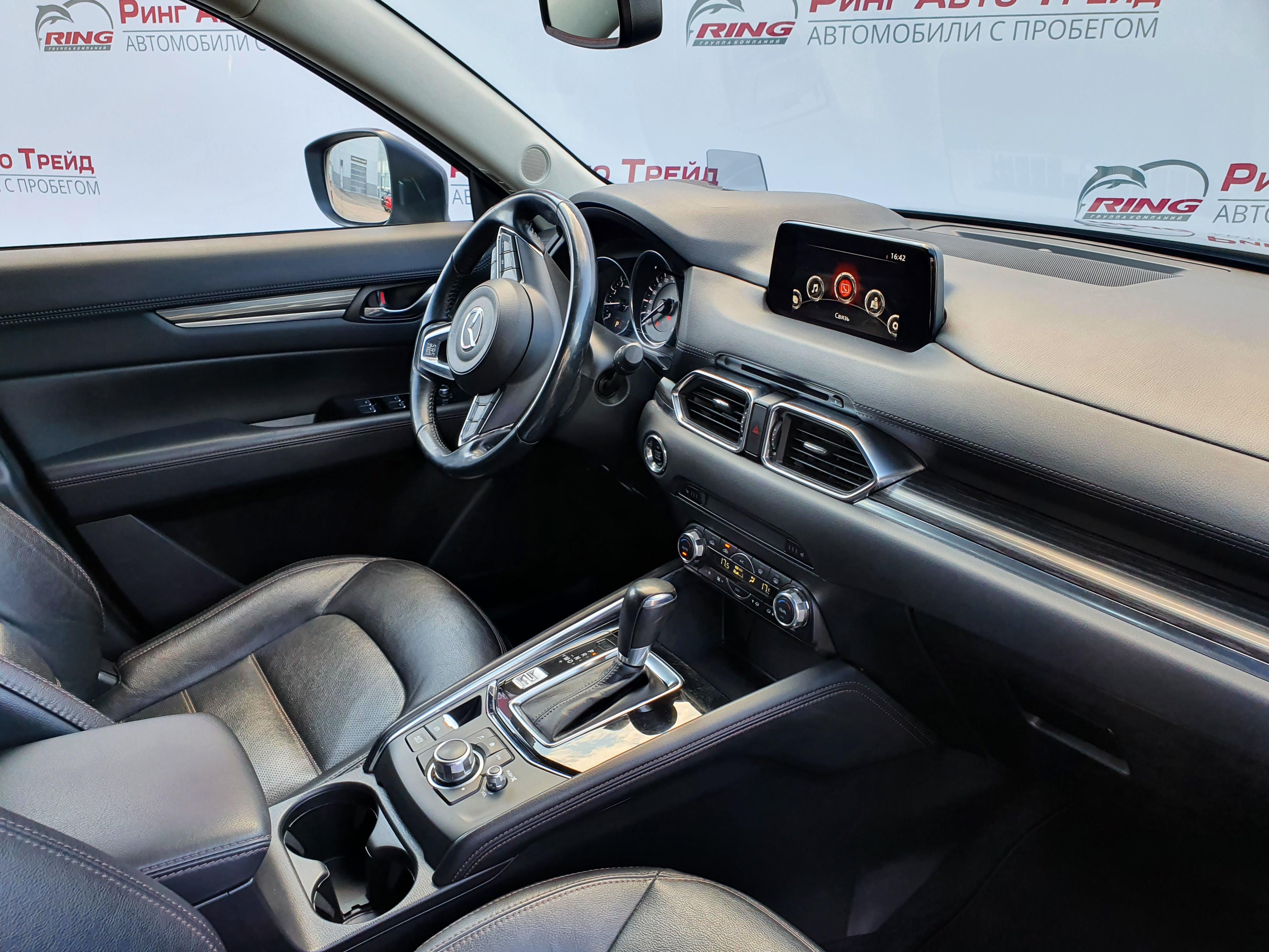 Mazda CX-5 Внедорожник (2017г.)