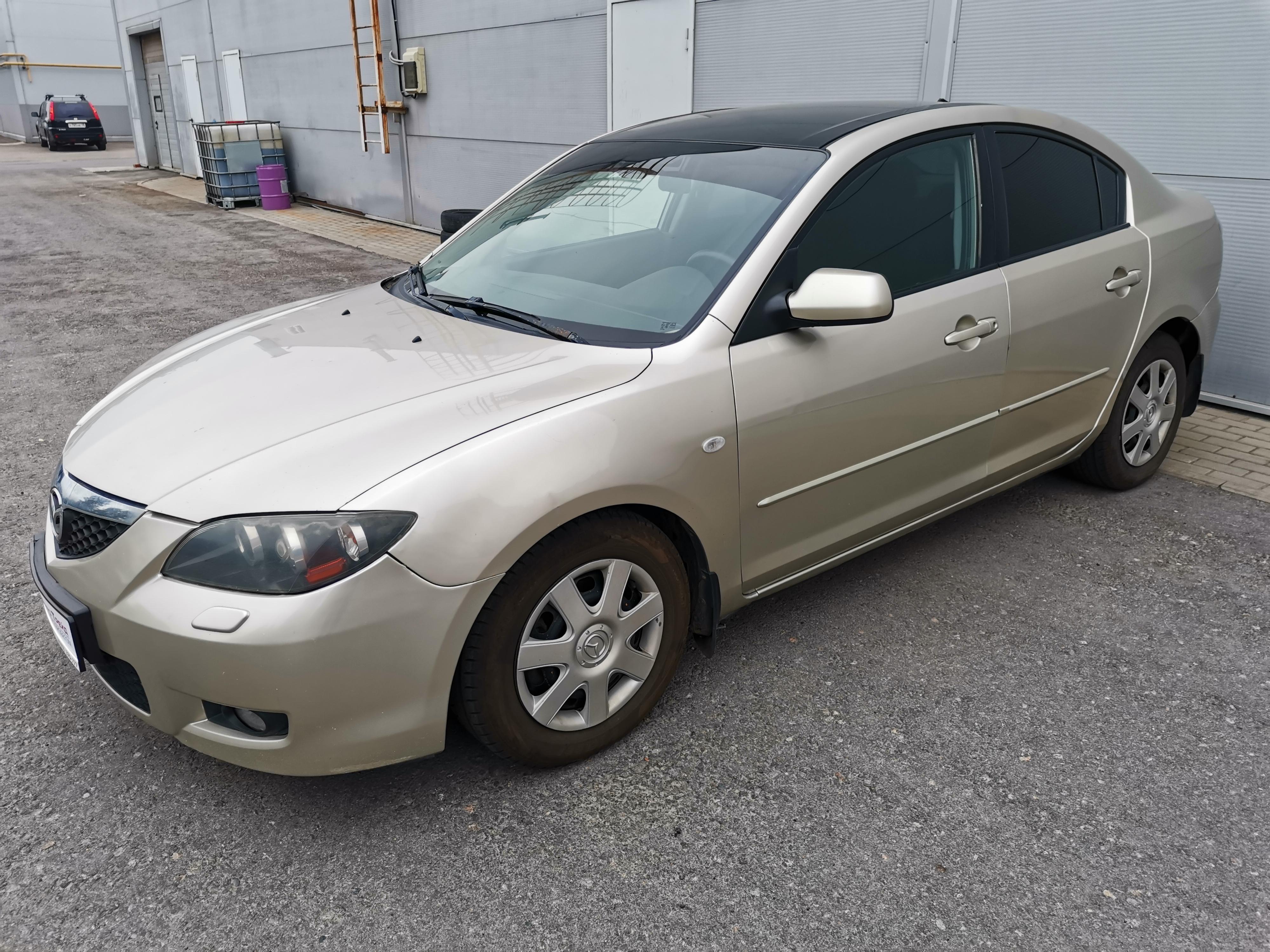 Mazda 3 Седан (2007г.)