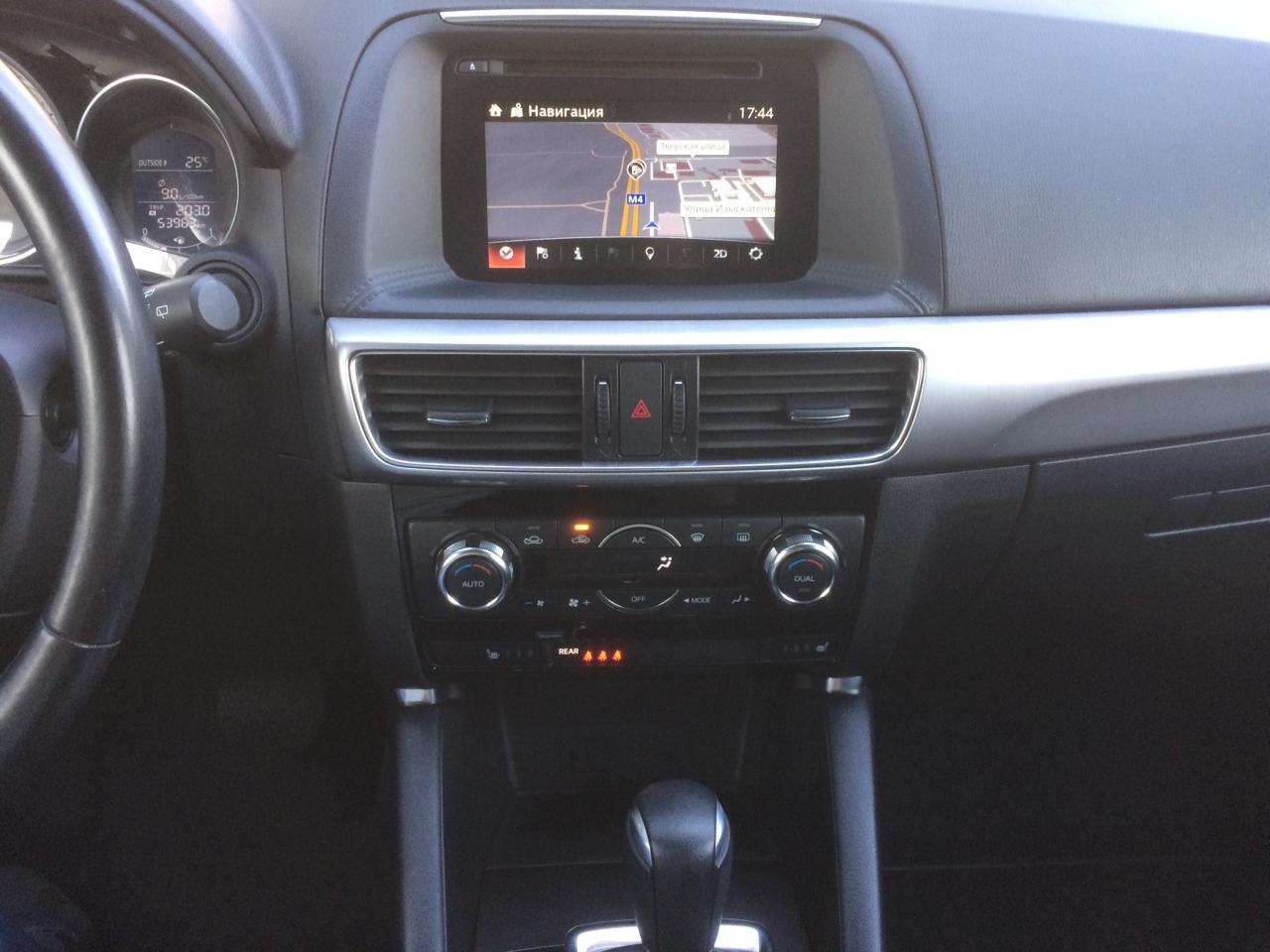 Mazda | CX-5, I Рестайлинг