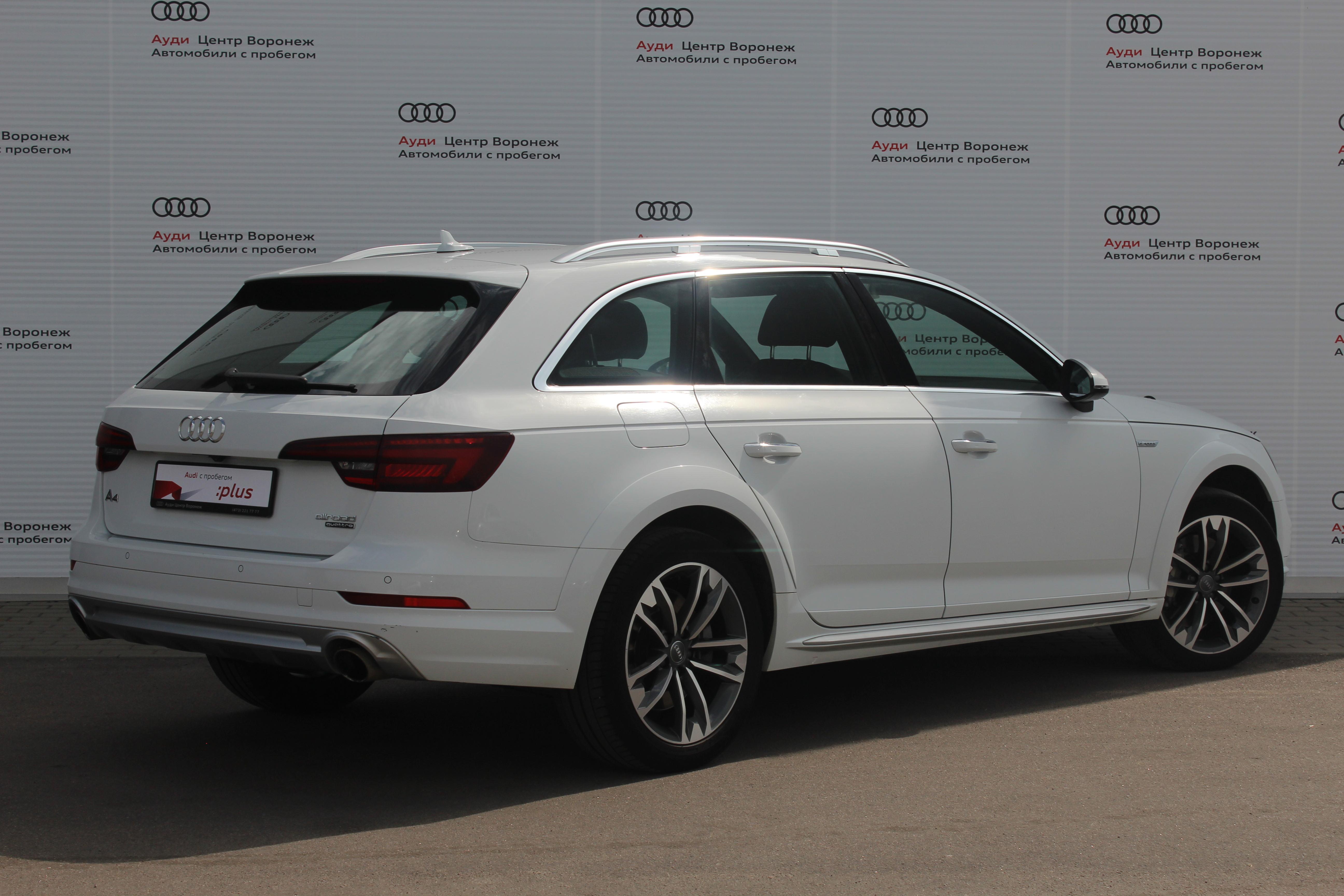 Audi A4 Allroad Универсал (2018г.)