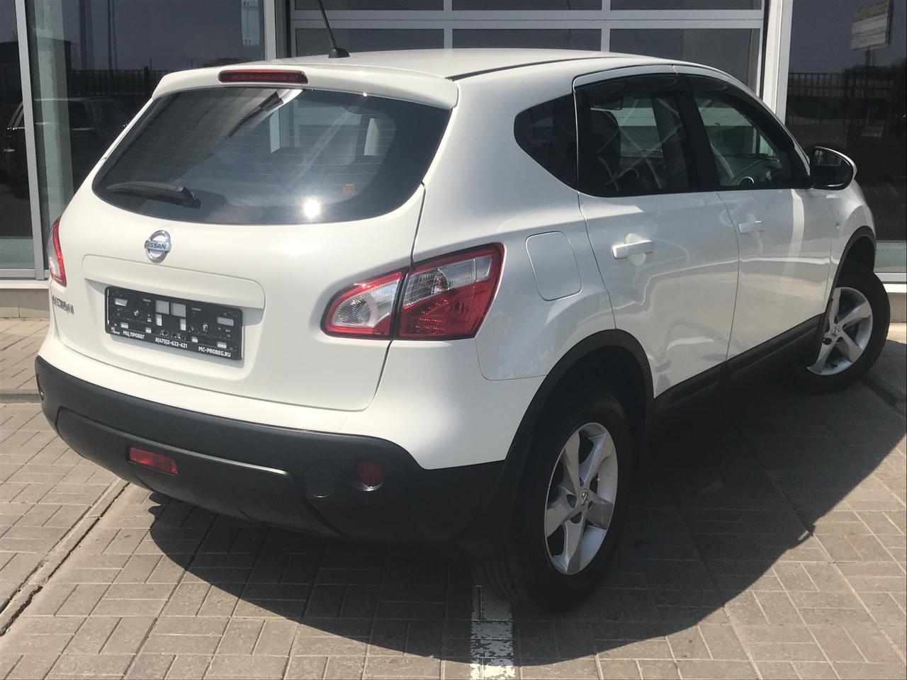 Nissan | Qashqai, I Рестайлинг