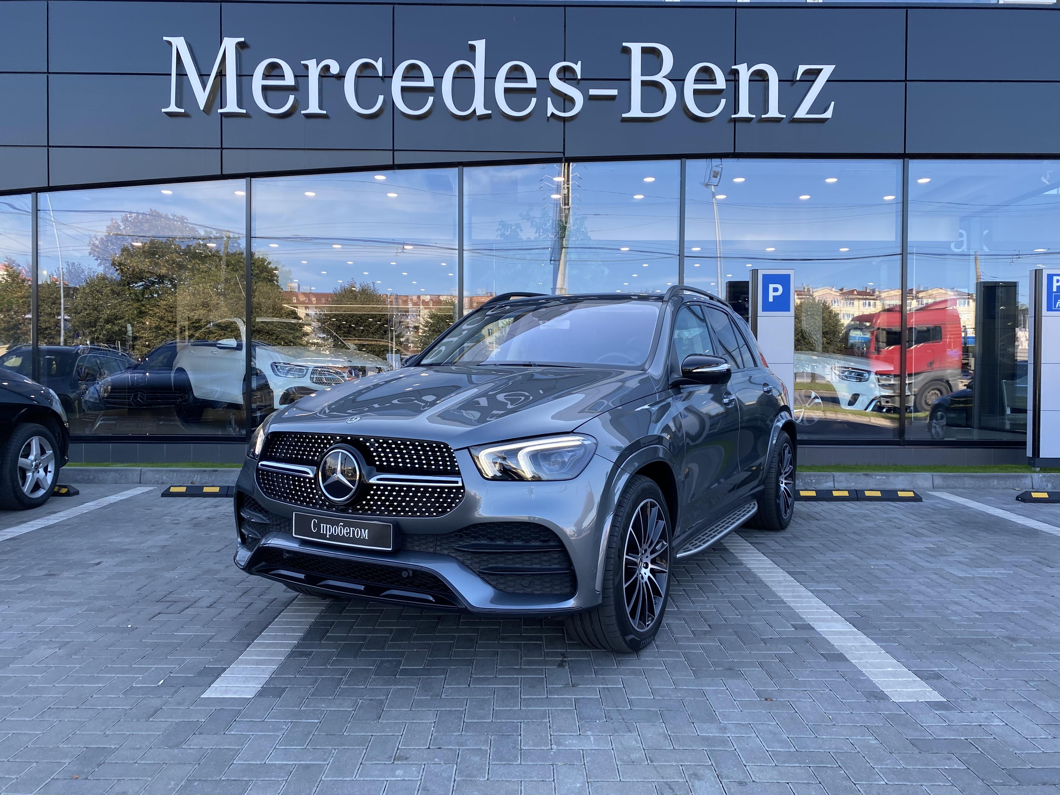 Mercedes-Benz GLE, II (V167)