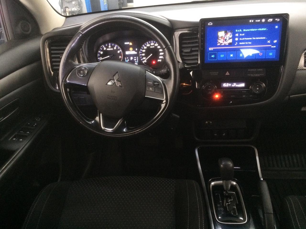 Mitsubishi | Outlander, III Рестайлинг 3