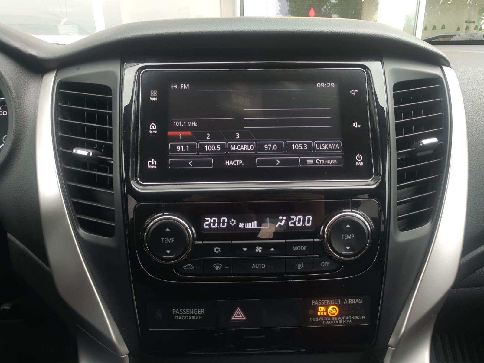 Mitsubishi | Pajero Sport, III