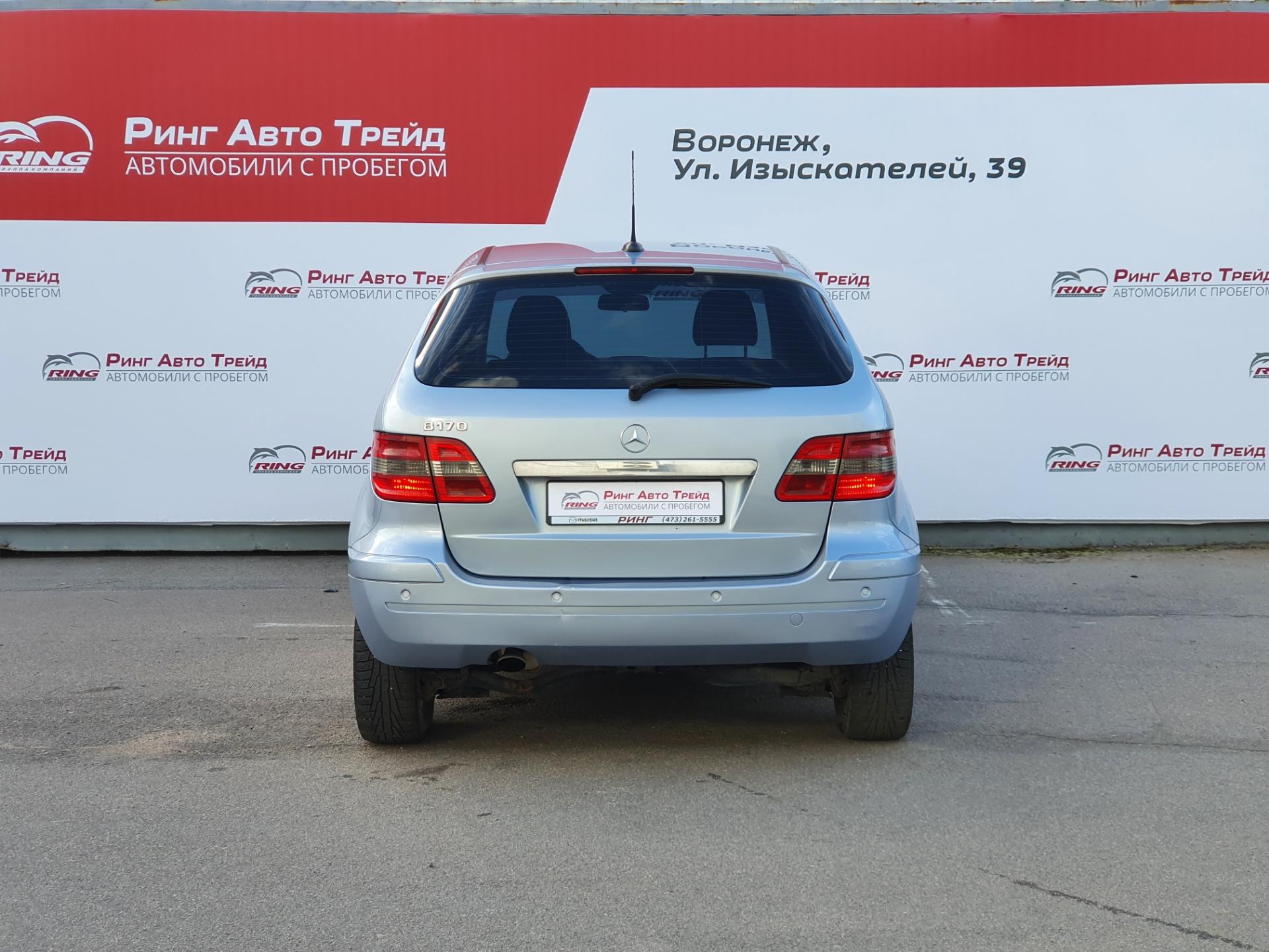 Mercedes-Benz B-Класс Хэтчбек (2007г.)