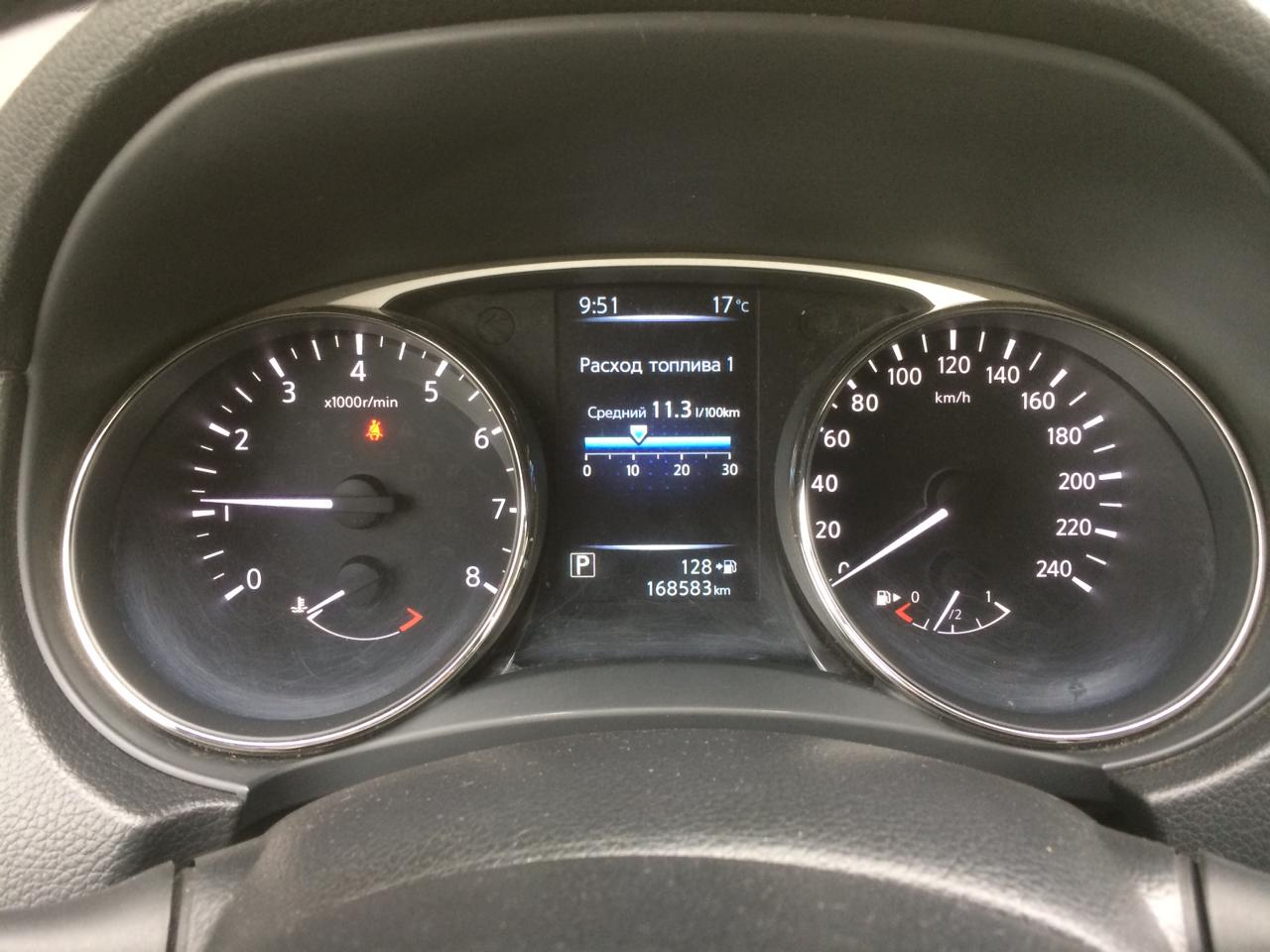 Nissan | X-Trail, III