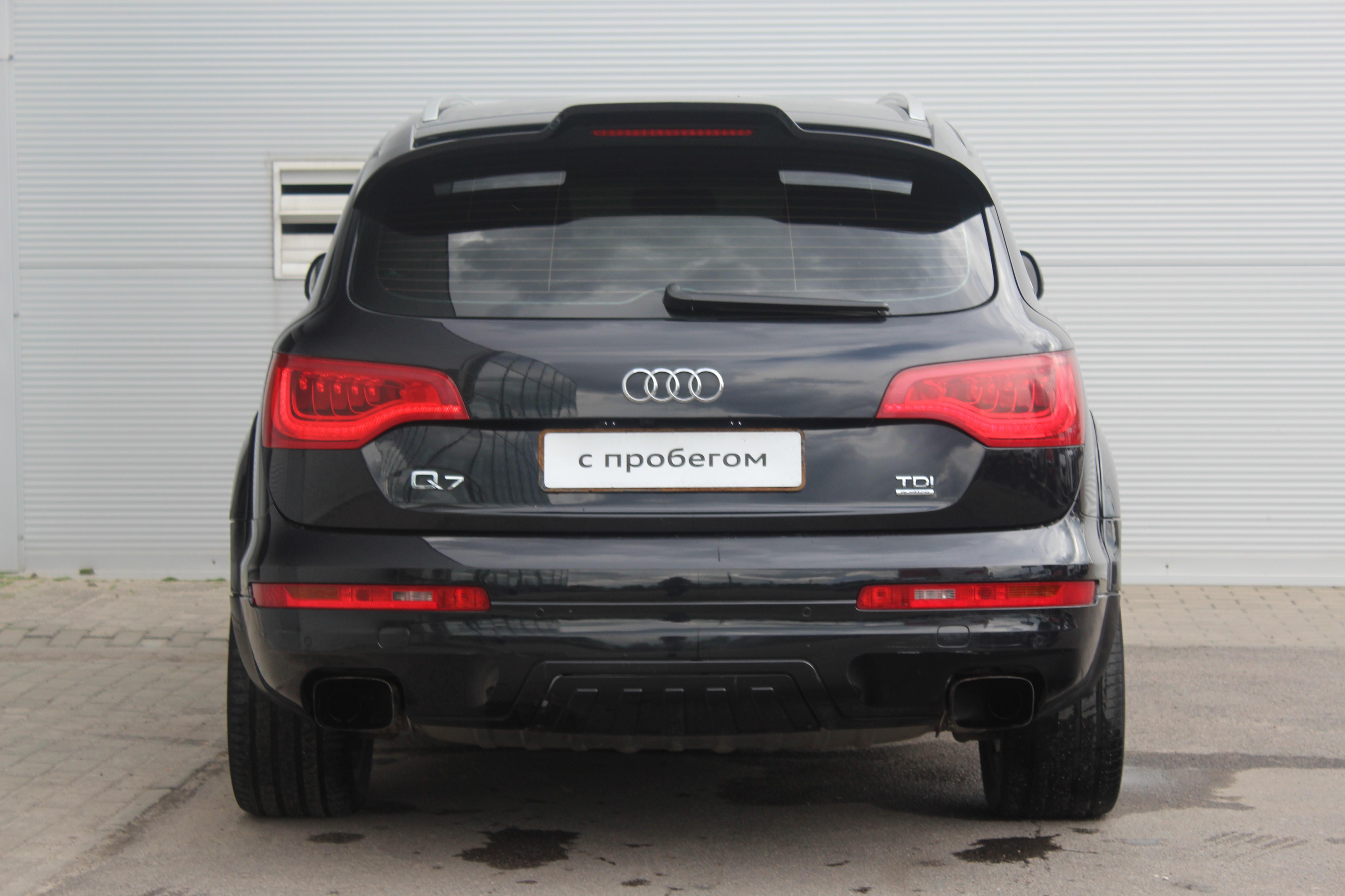 Audi Q7 Внедорожник (2013г.)