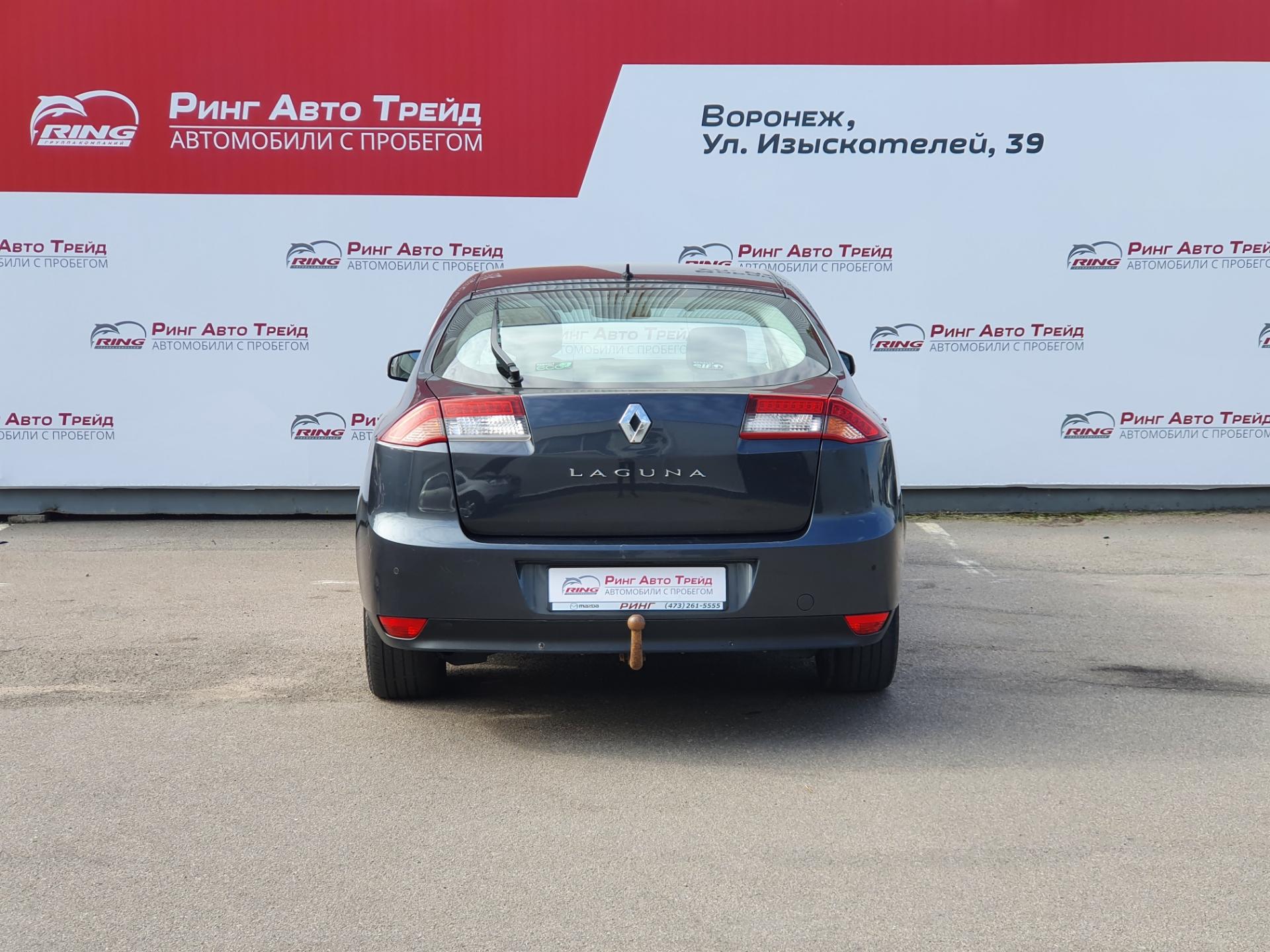 Renault Laguna Хэтчбек (2011г.)