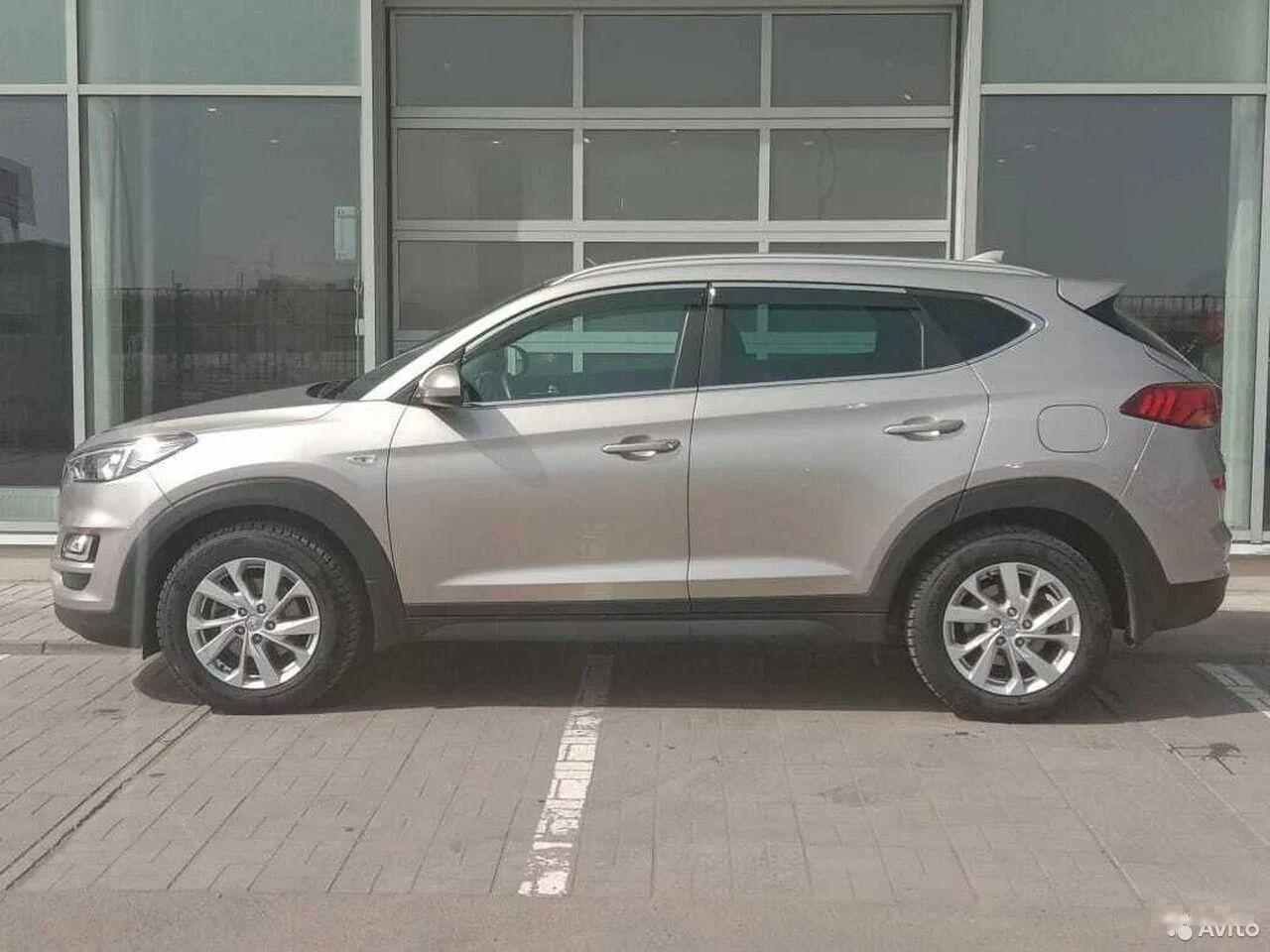 Hyundai   Tucson, III Рестайлинг