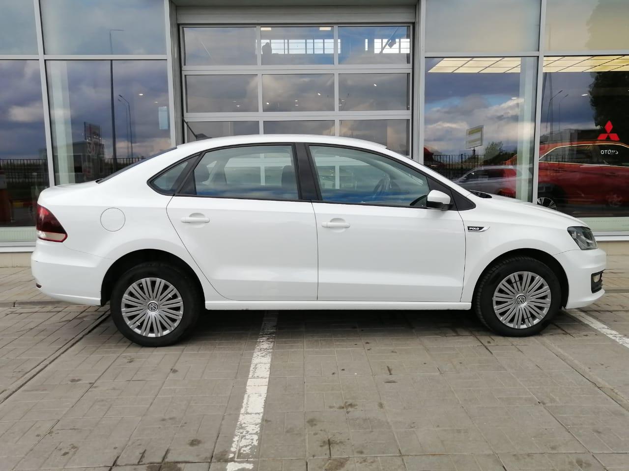 Volkswagen | Polo, V Рестайлинг