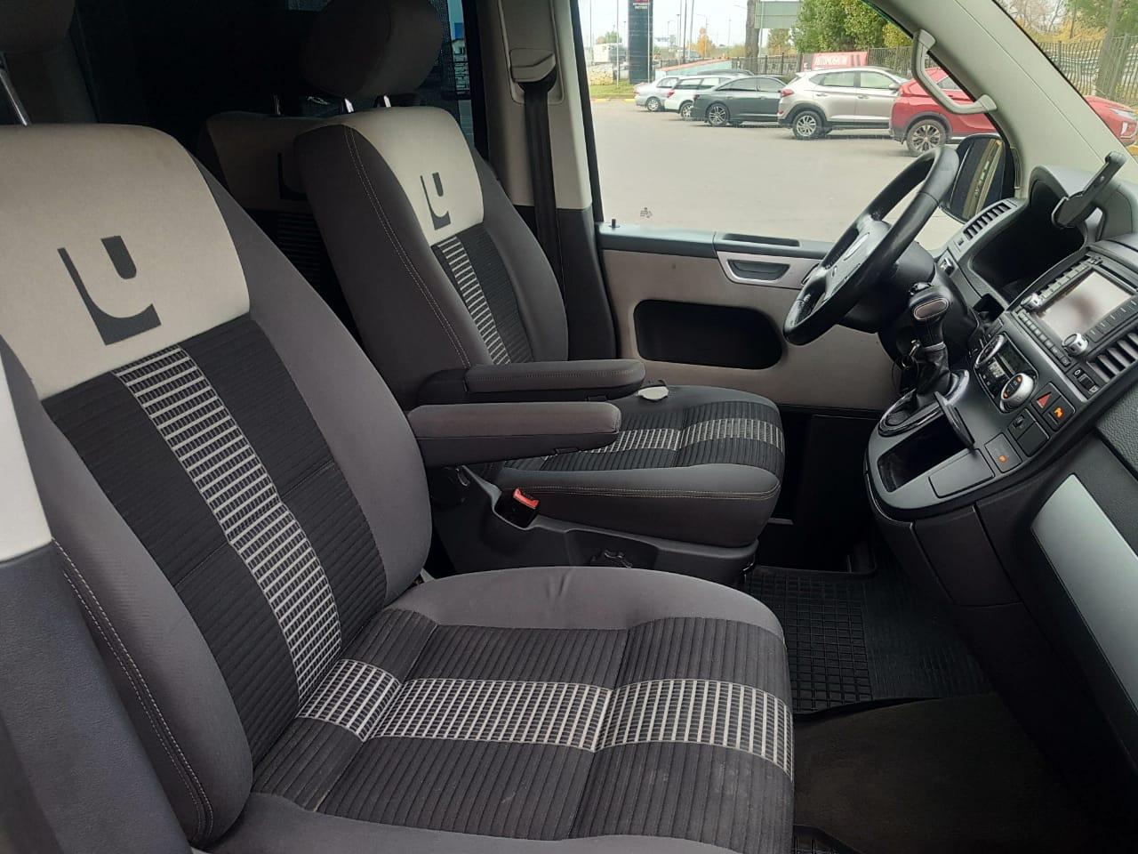 Volkswagen   Multivan, T5 Рестайлинг