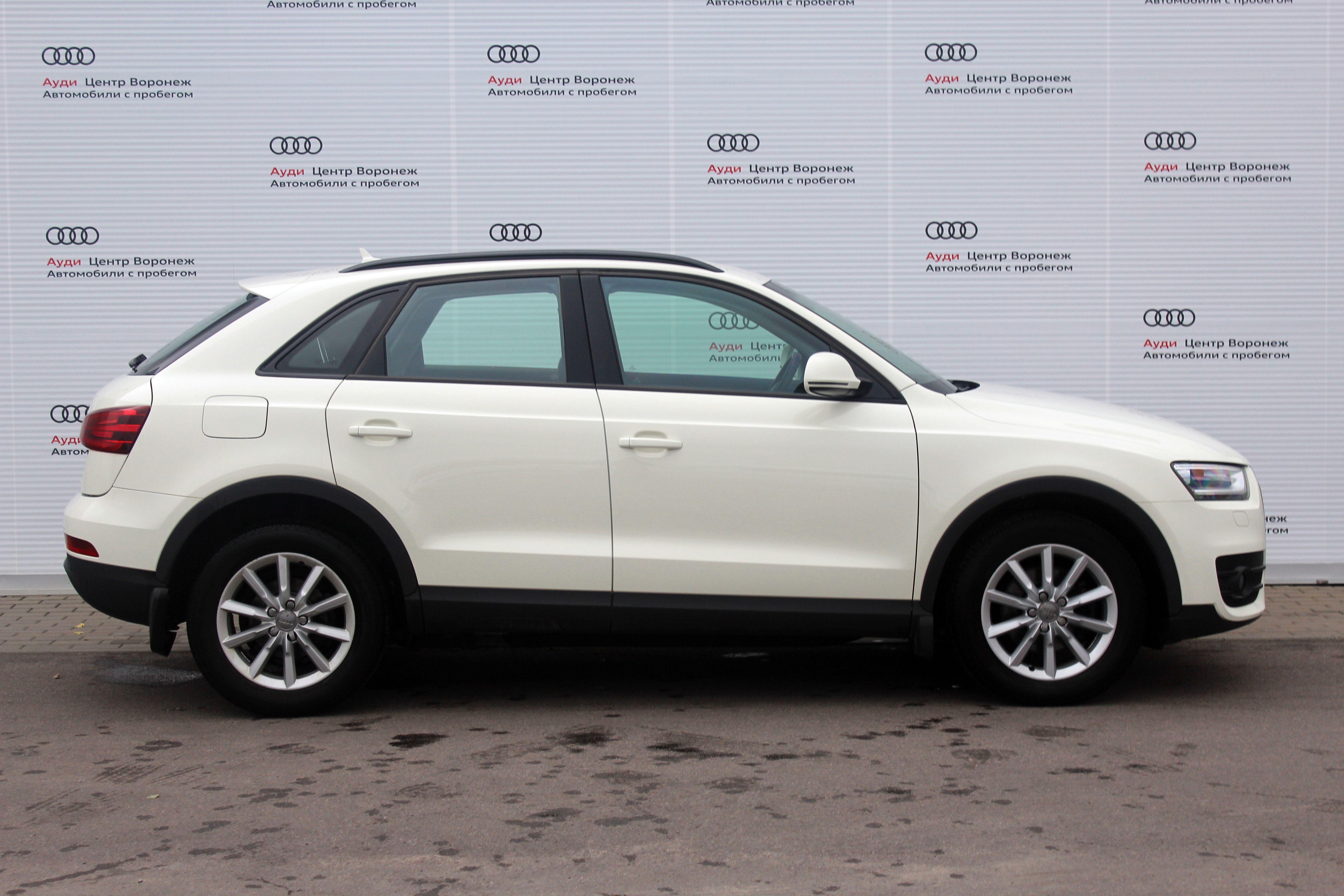 Audi Q3 Внедорожник (2012г.)