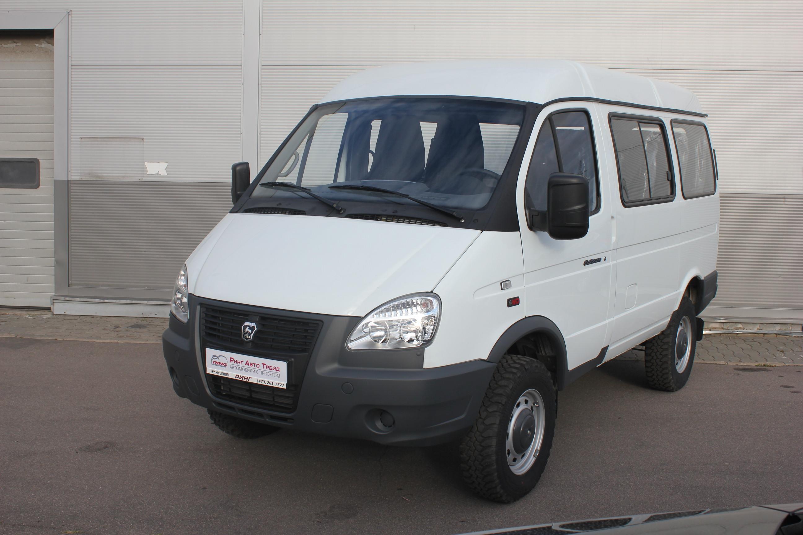 ГАЗ 2217 Соболь Микроавтобус (2021г.)