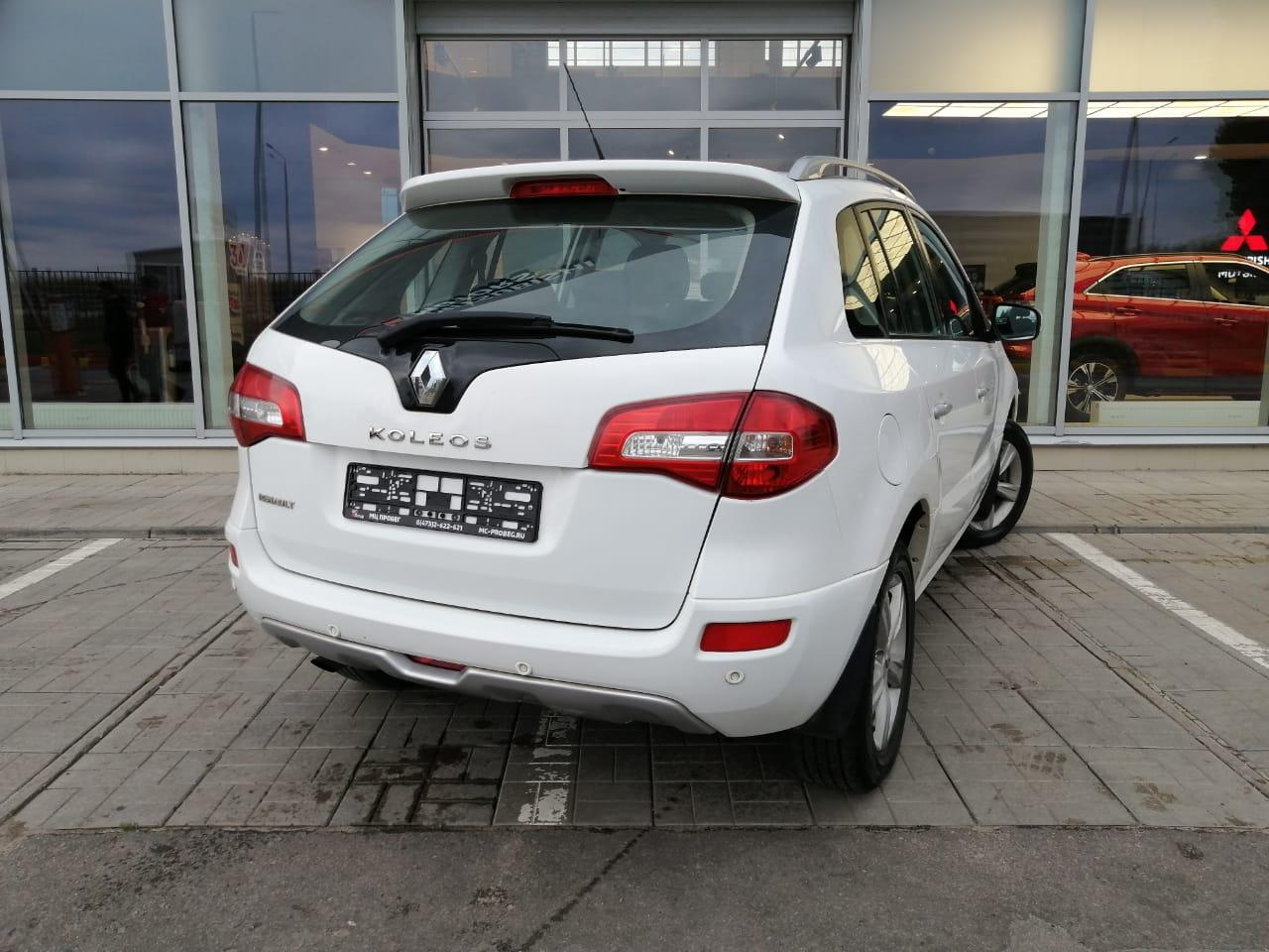 Renault | Koleos, I Рестайлинг 2