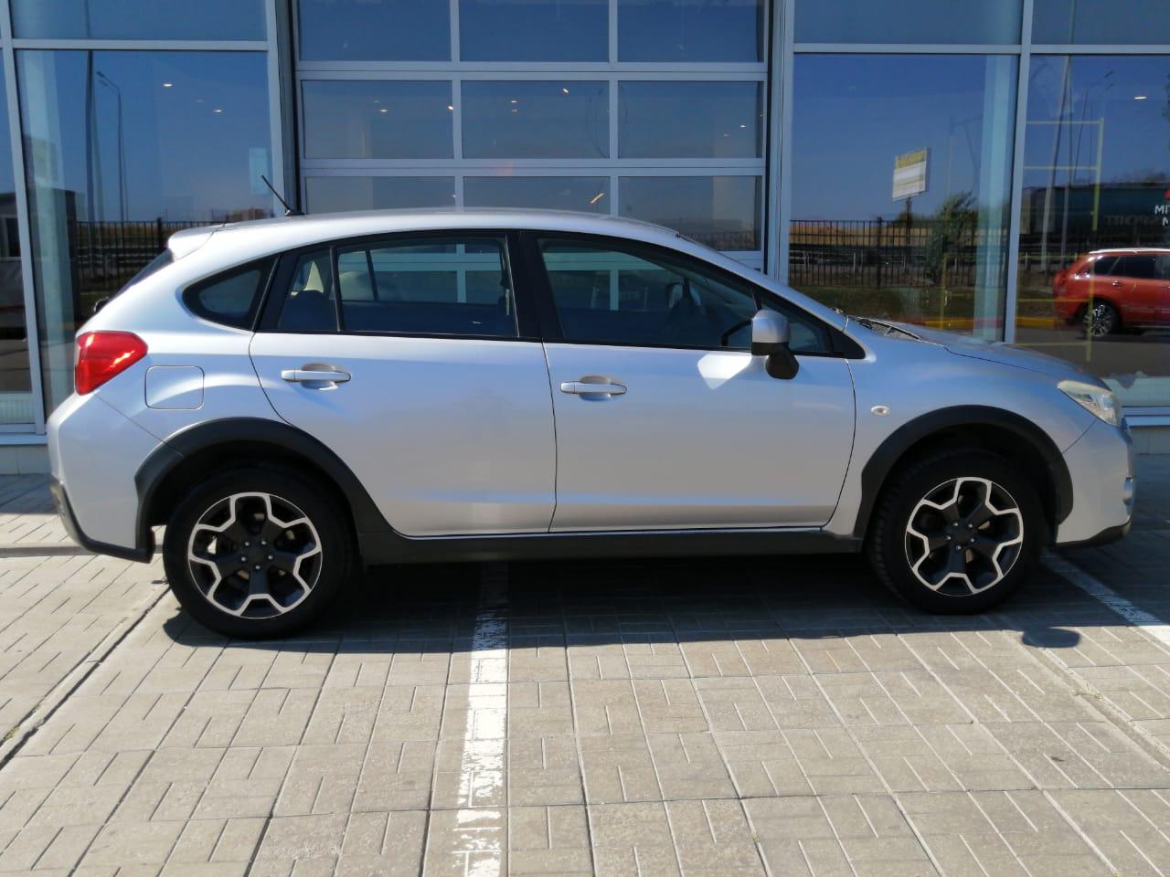 Subaru | Impreza, IV