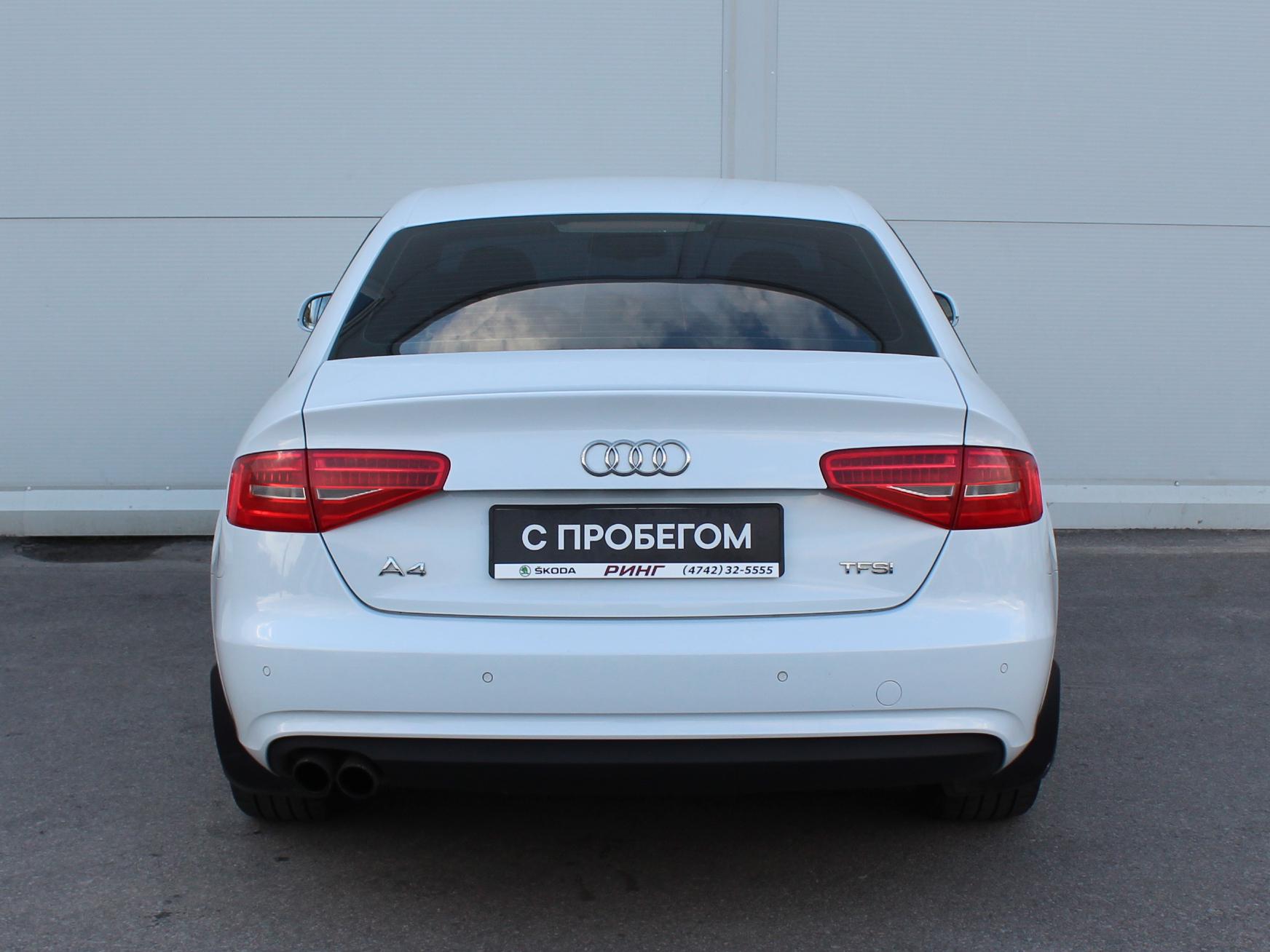Audi A4 Седан (2014г.)