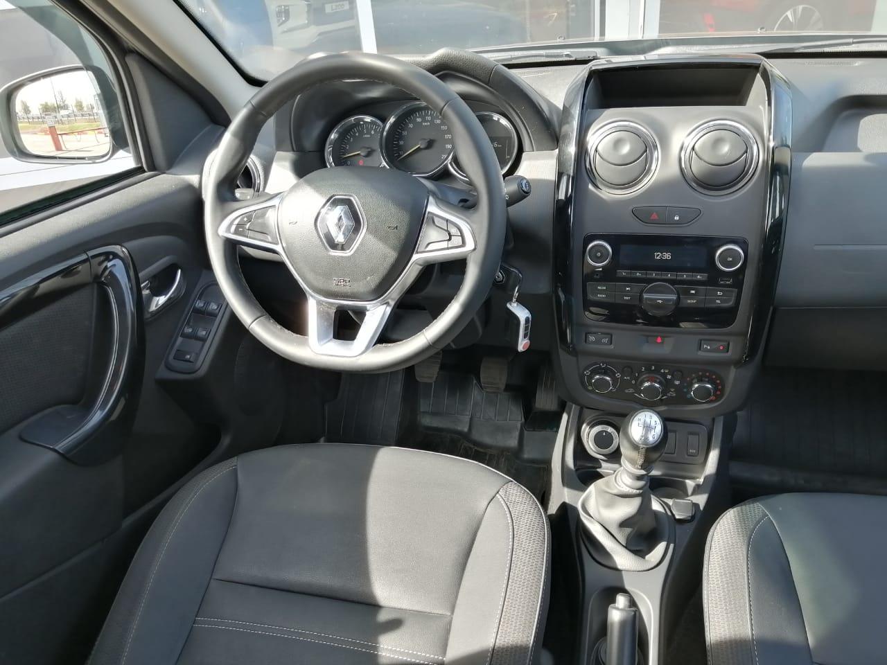 Renault   Duster, I Рестайлинг