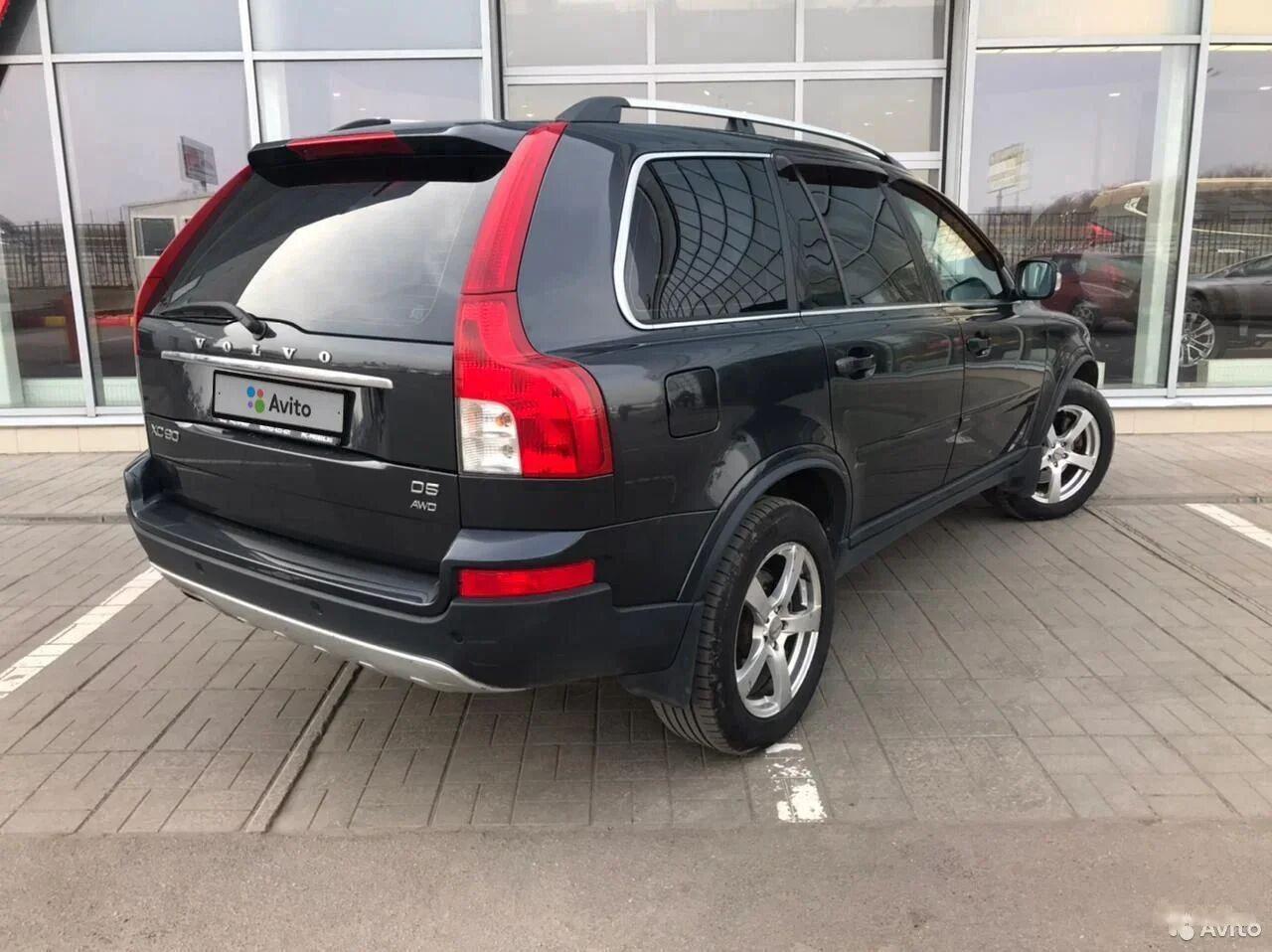Volvo | XC90, I Рестайлинг