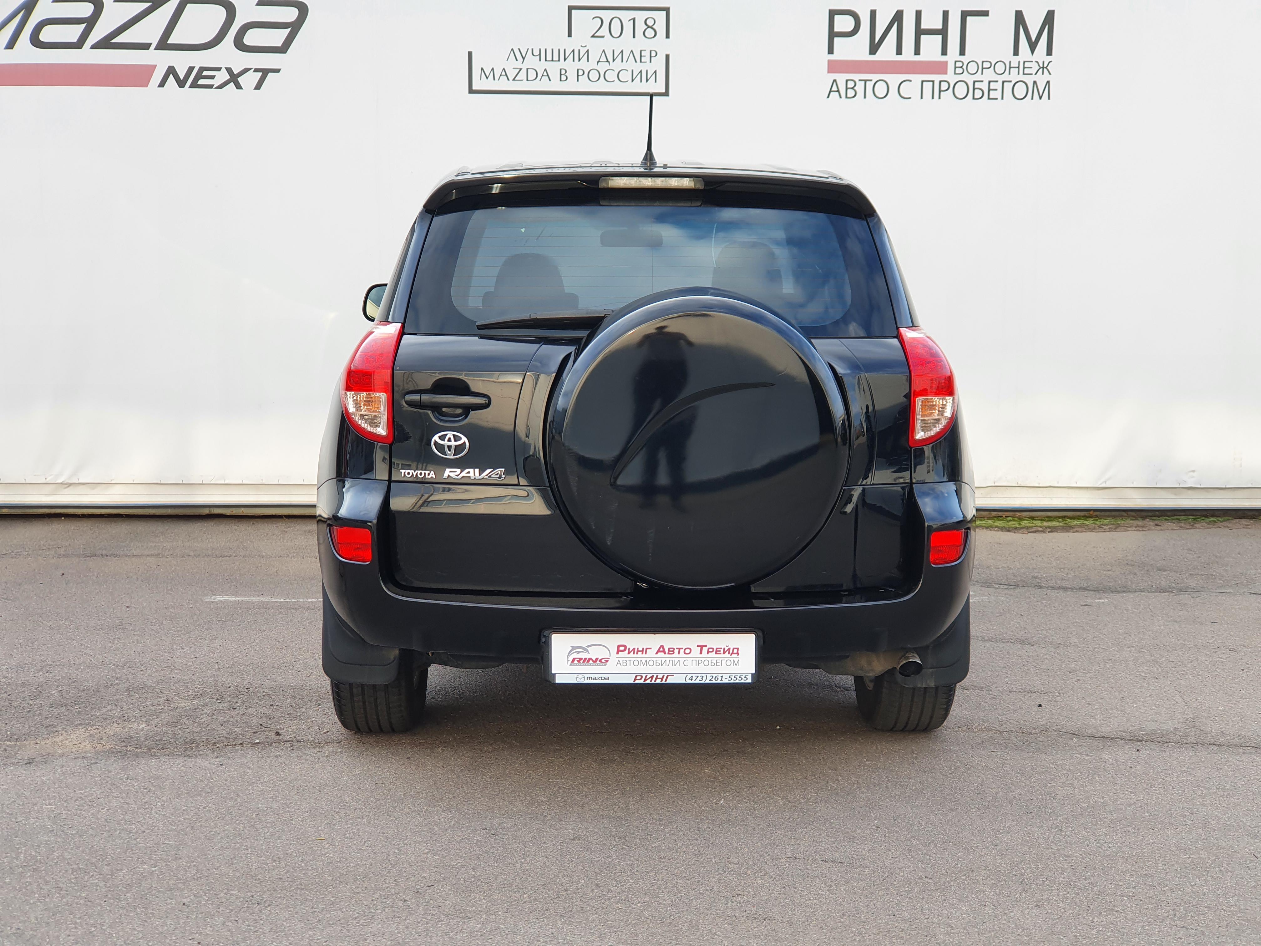 Toyota RAV4 Внедорожник (2007г.)