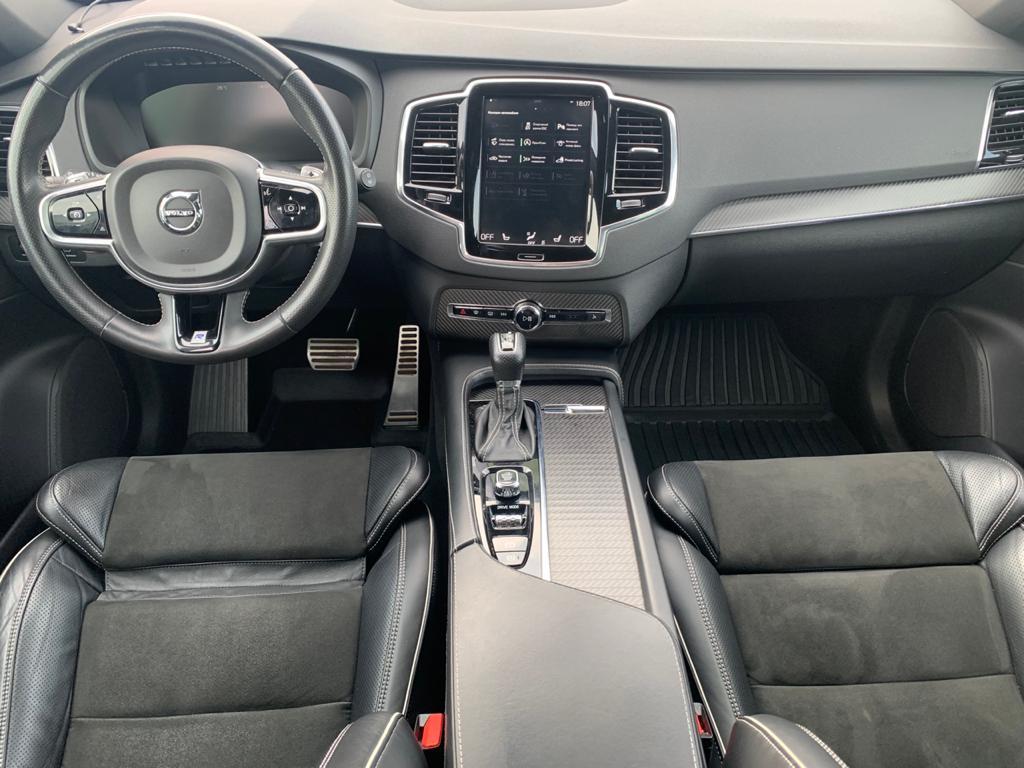 Volvo XC90 Внедорожник (2017г.)
