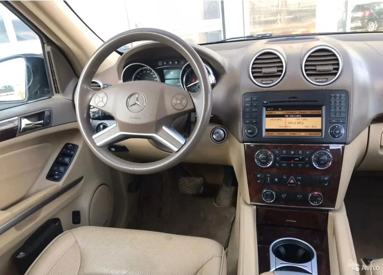 Mercedes-Benz | GL-Класс, I (X164) Рестайлинг