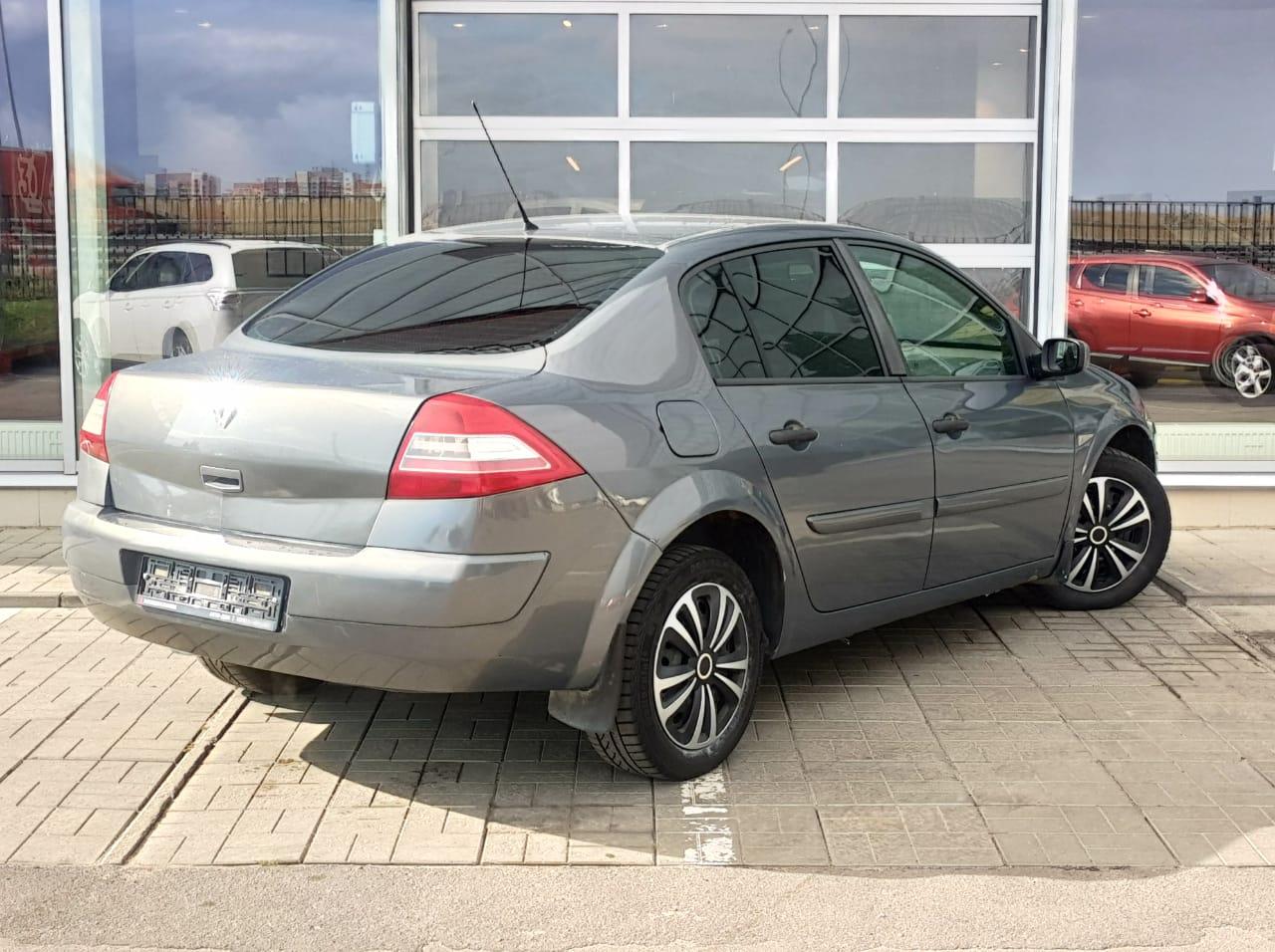 Renault   Megane, II Рестайлинг
