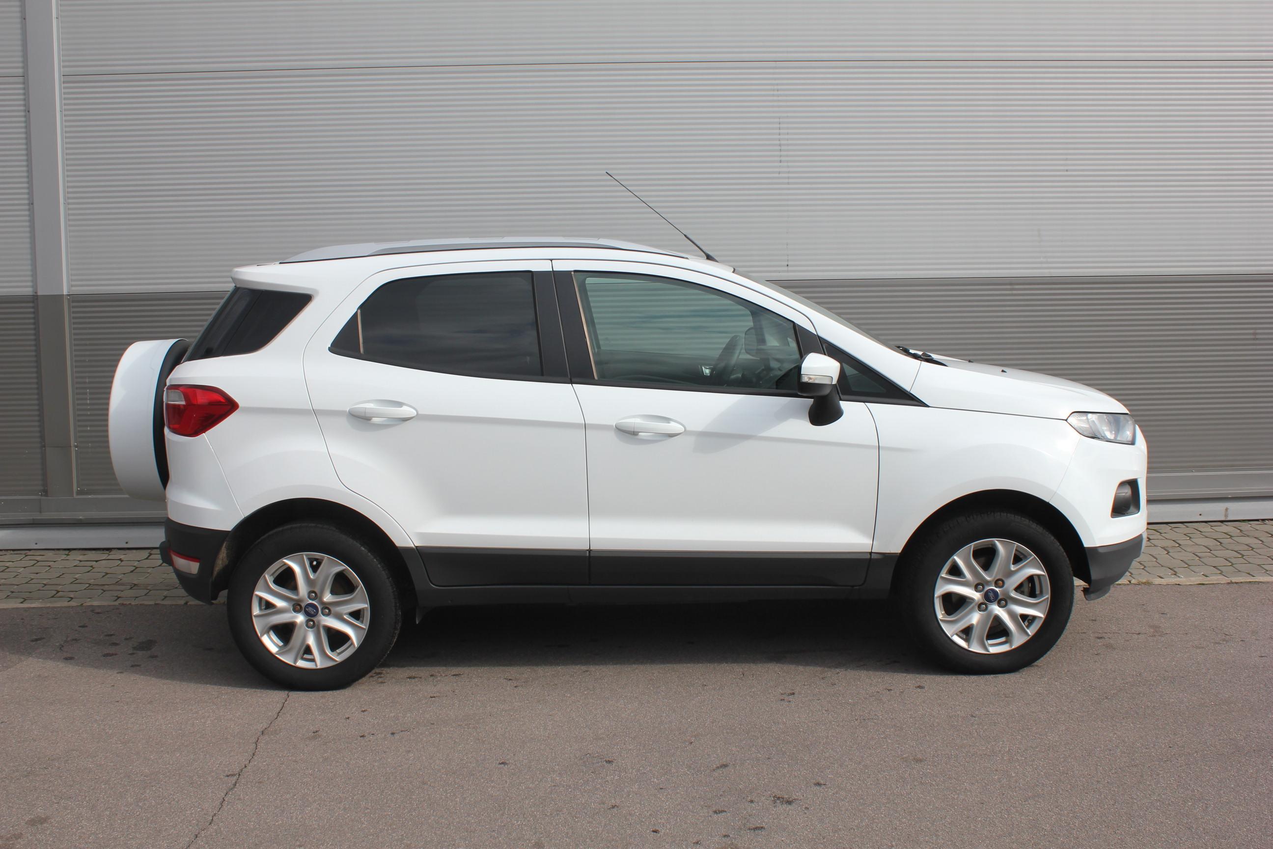 Ford EcoSport Внедорожник (2016г.)