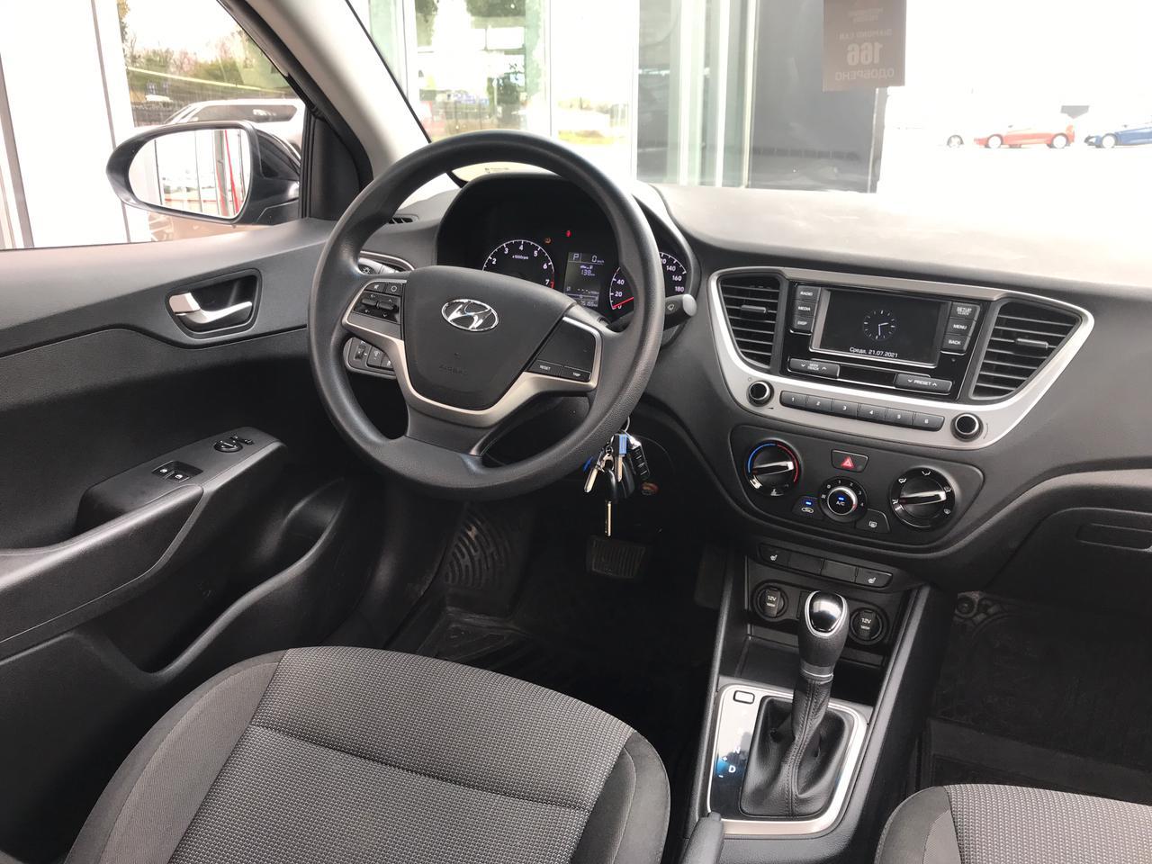 Hyundai | Solaris, II Рестайлинг