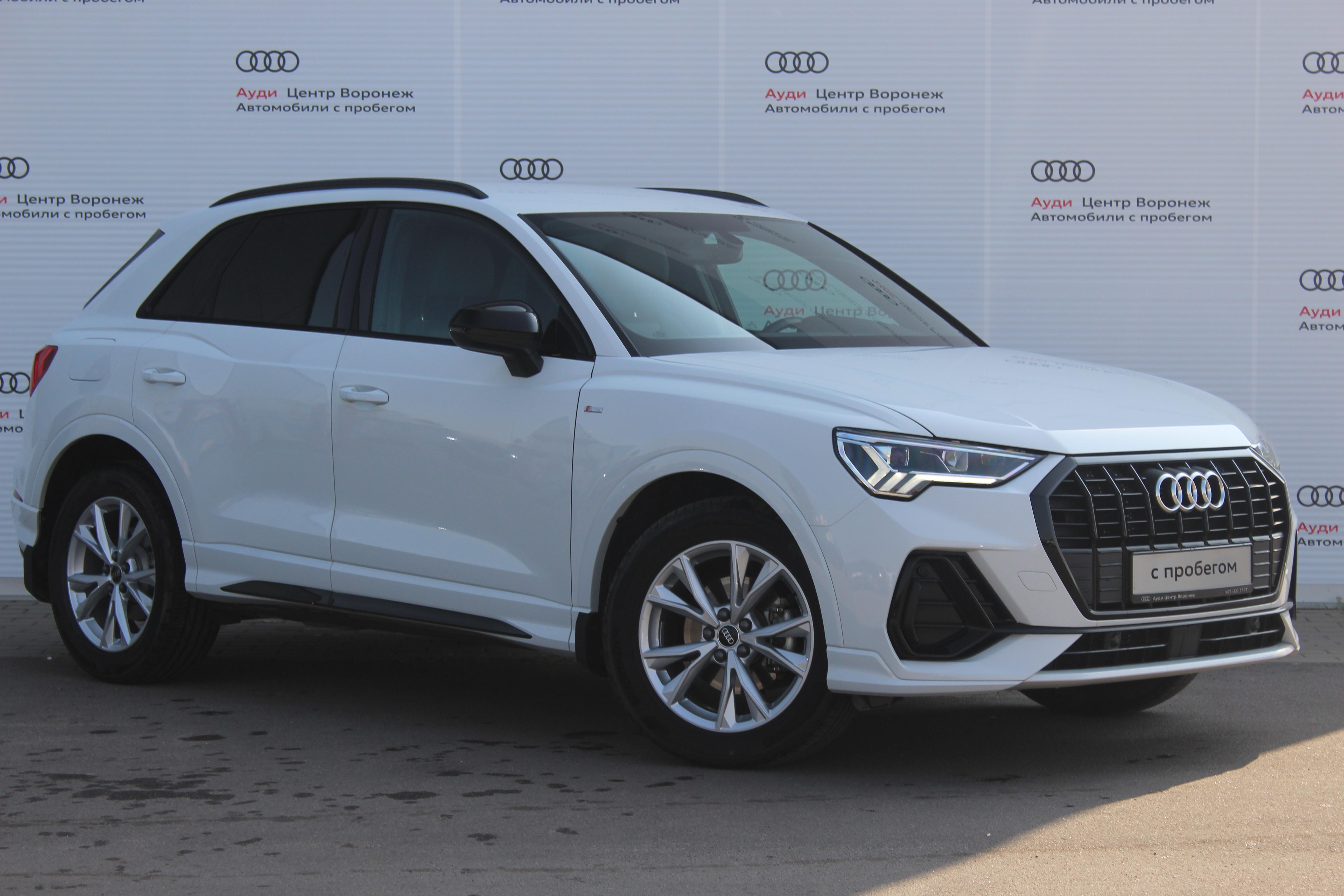 Audi Q3 Внедорожник (2019г.)