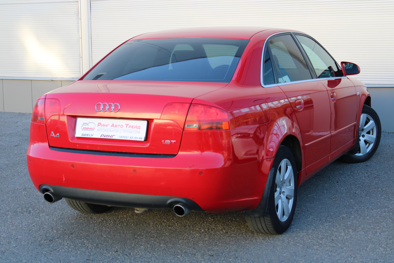 Audi A4 Седан (2005г.)