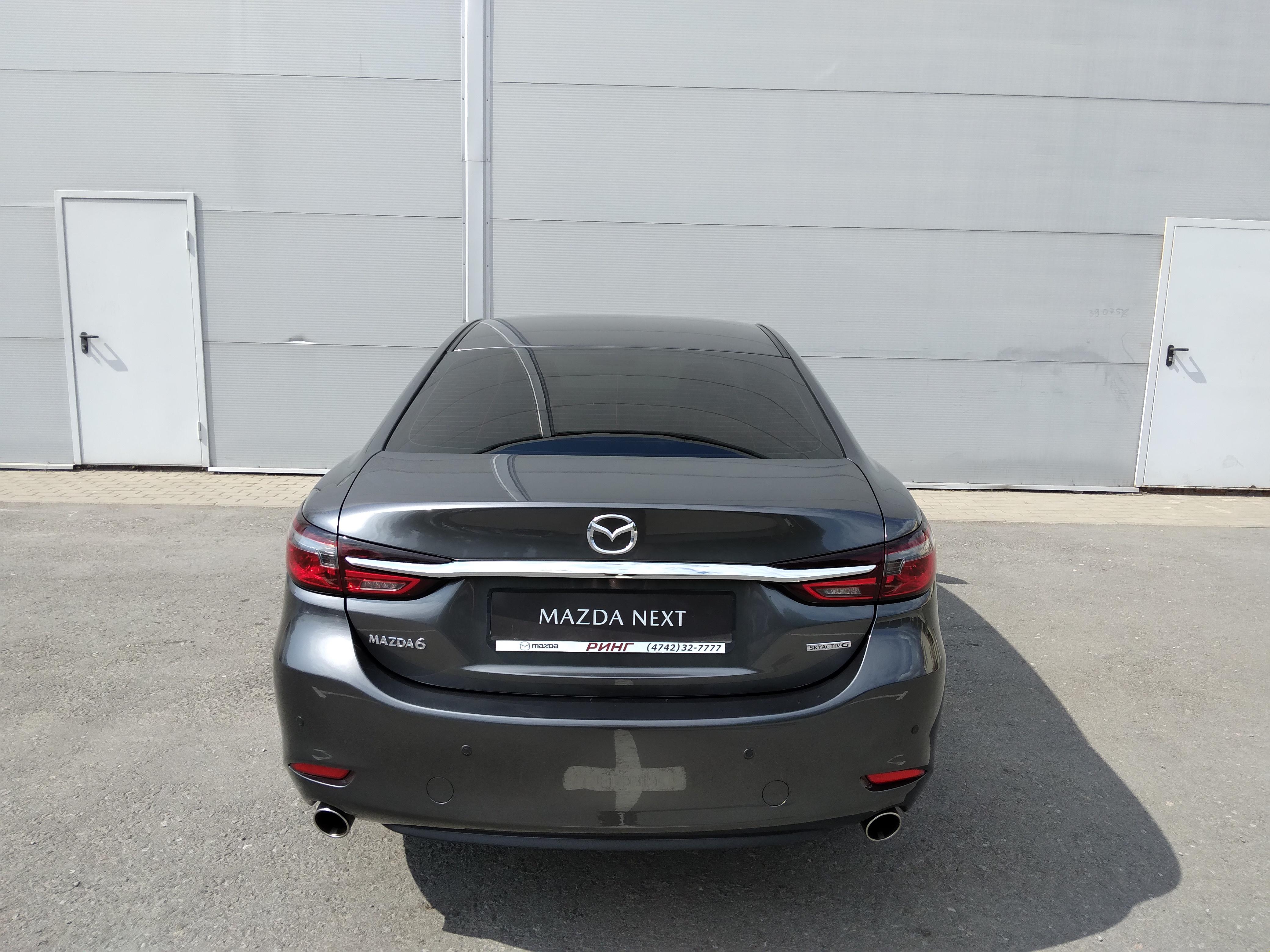 Mazda 6 Седан (2019г.)