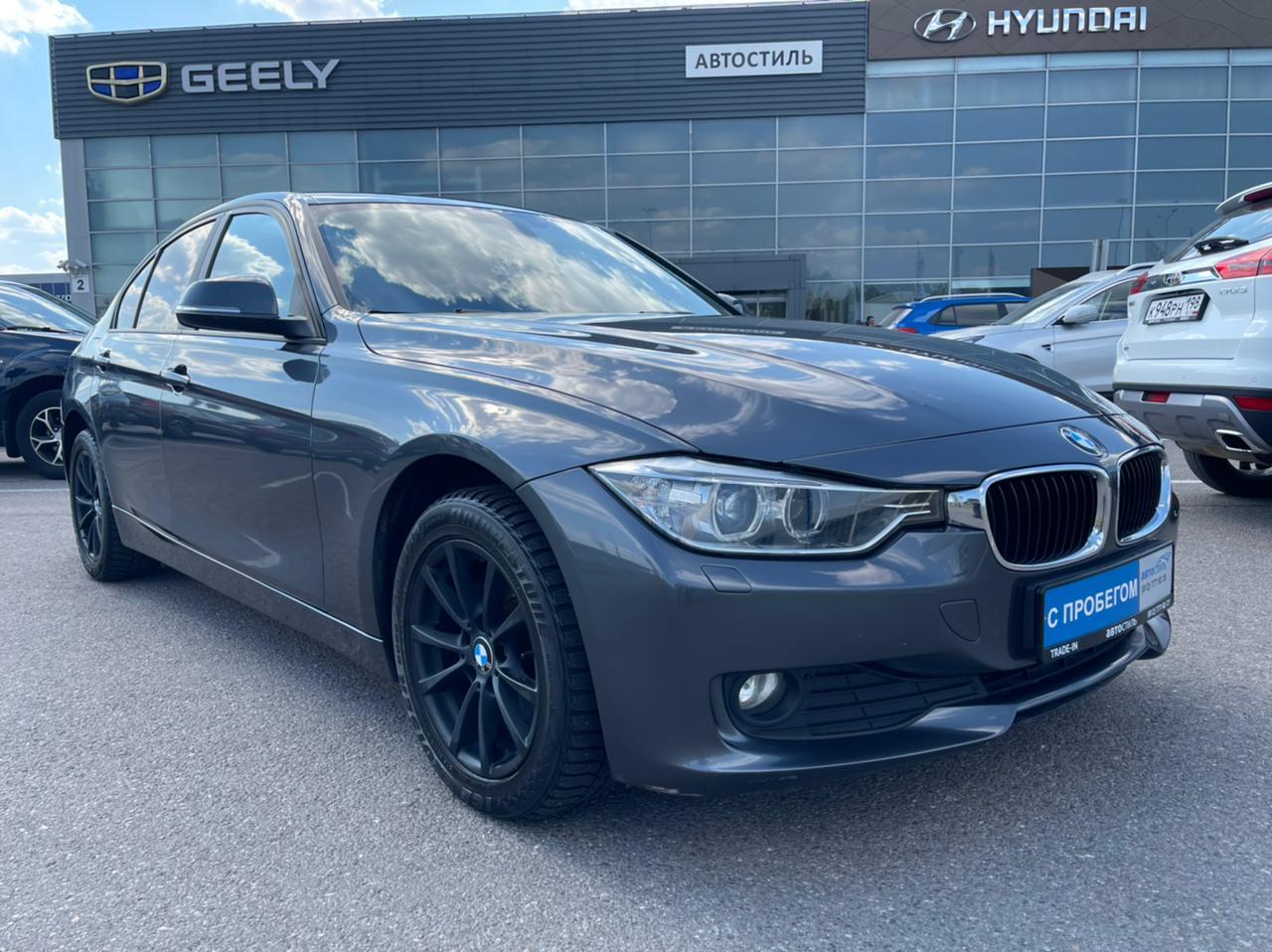 BMW 3 серия, F30/F31