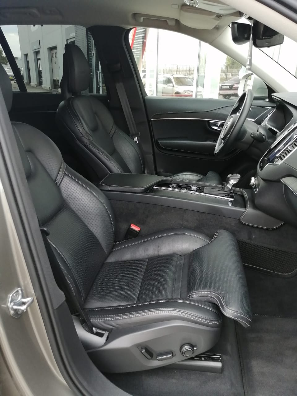 Volvo | XC90, II Рестайлинг