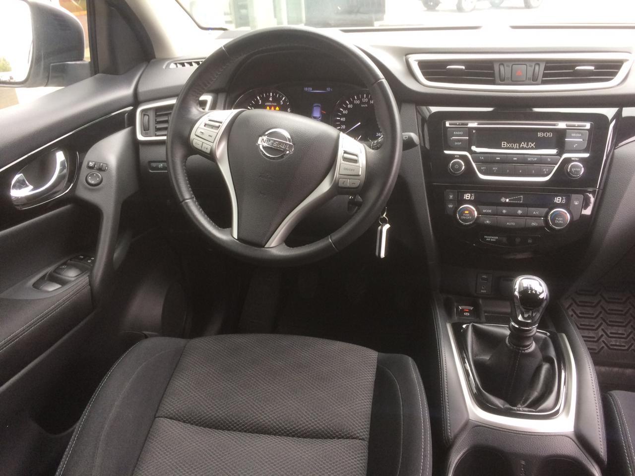 Nissan | Qashqai, II Рестайлинг