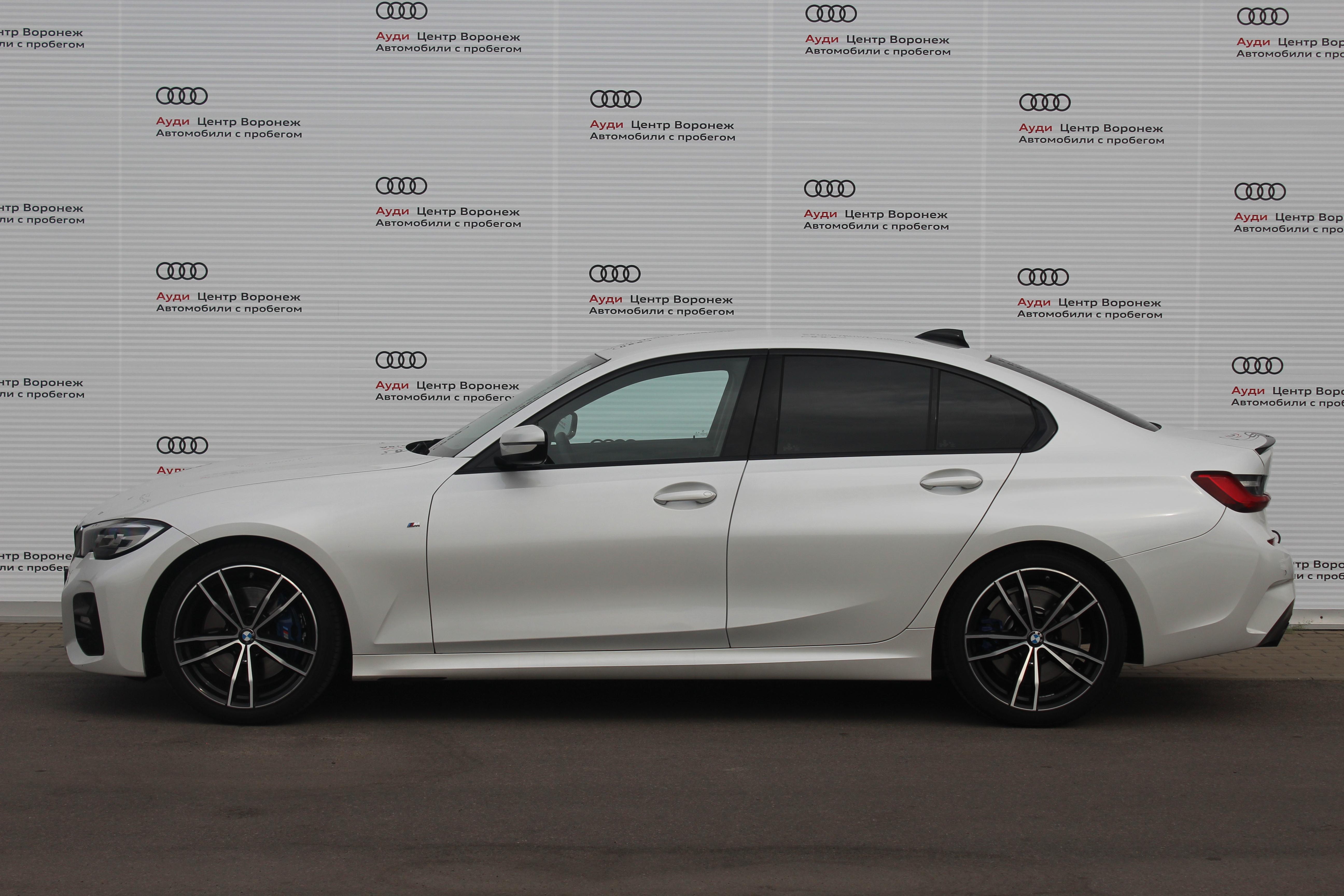 BMW 3 серия Седан (2019г.)