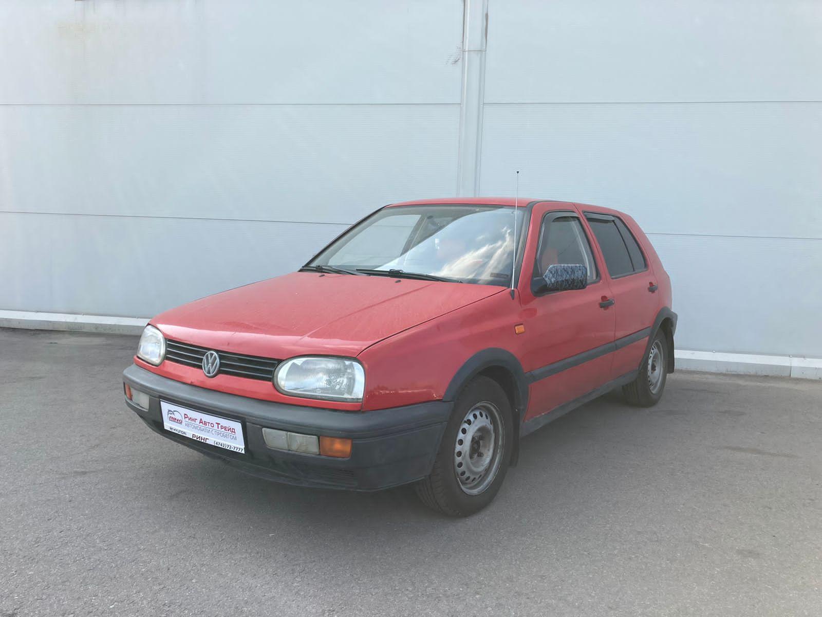 Volkswagen Golf Хэтчбек (1995г.)