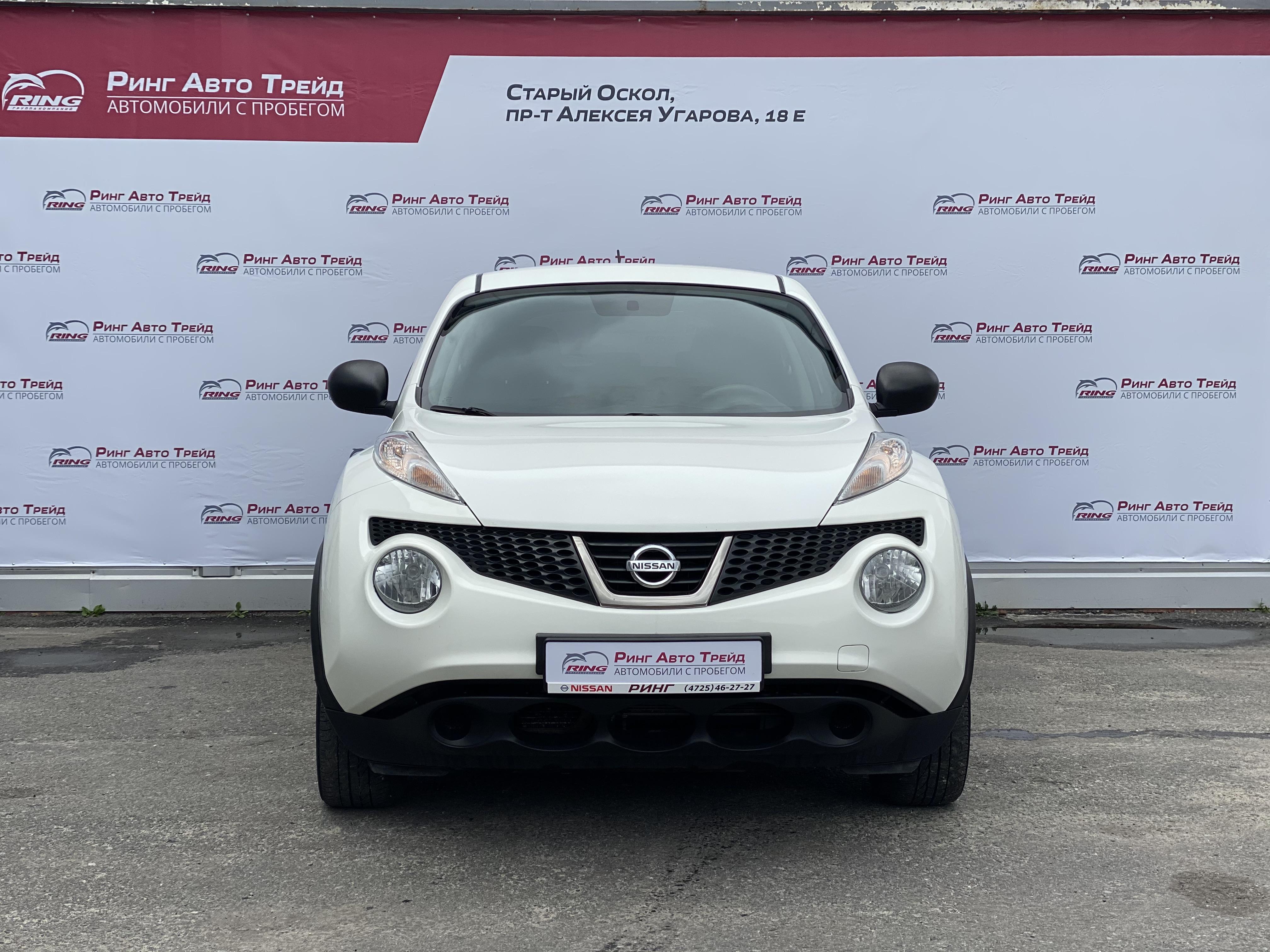 Nissan Juke Внедорожник (2014г.)