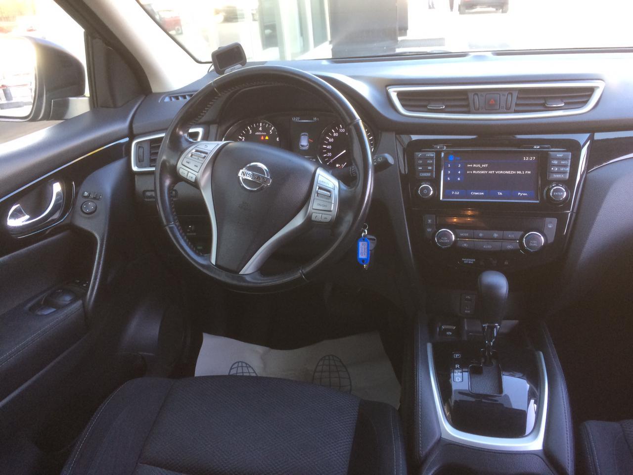 Nissan | Qashqai, II