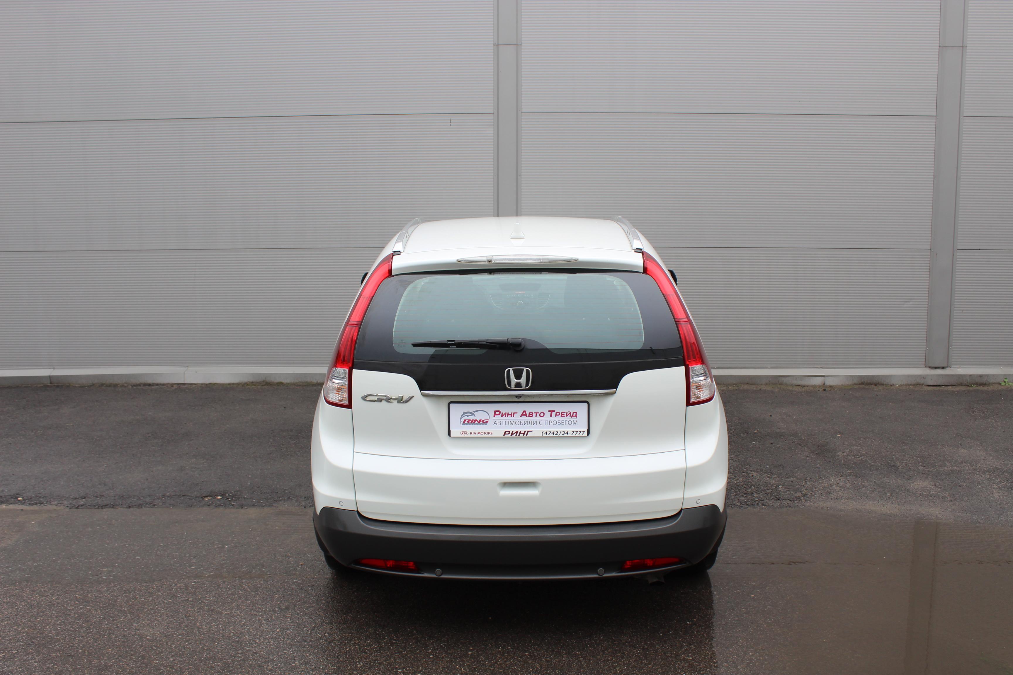 Honda CR-V Внедорожник (2014г.)