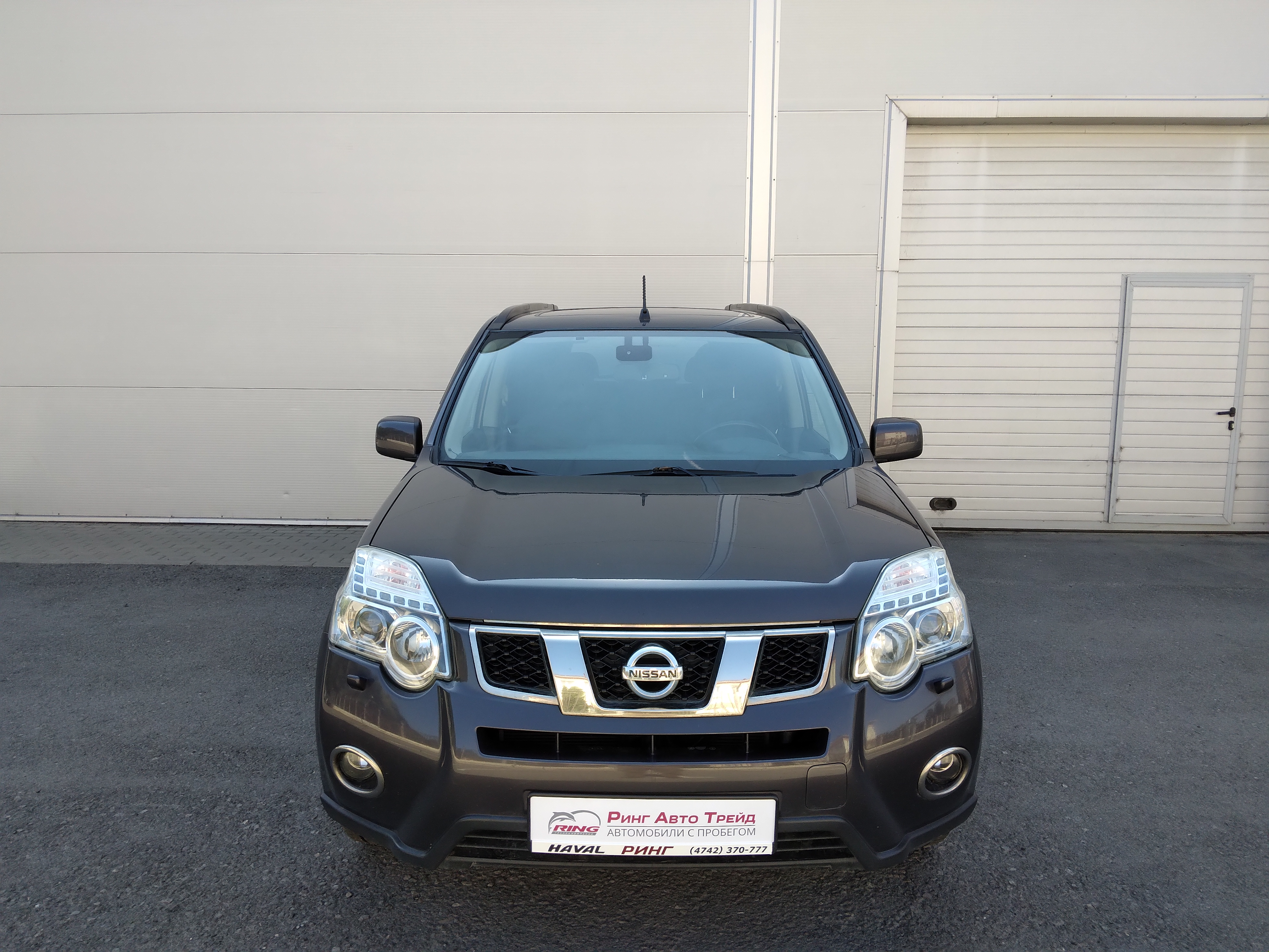 Nissan X-Trail Внедорожник (2011г.)