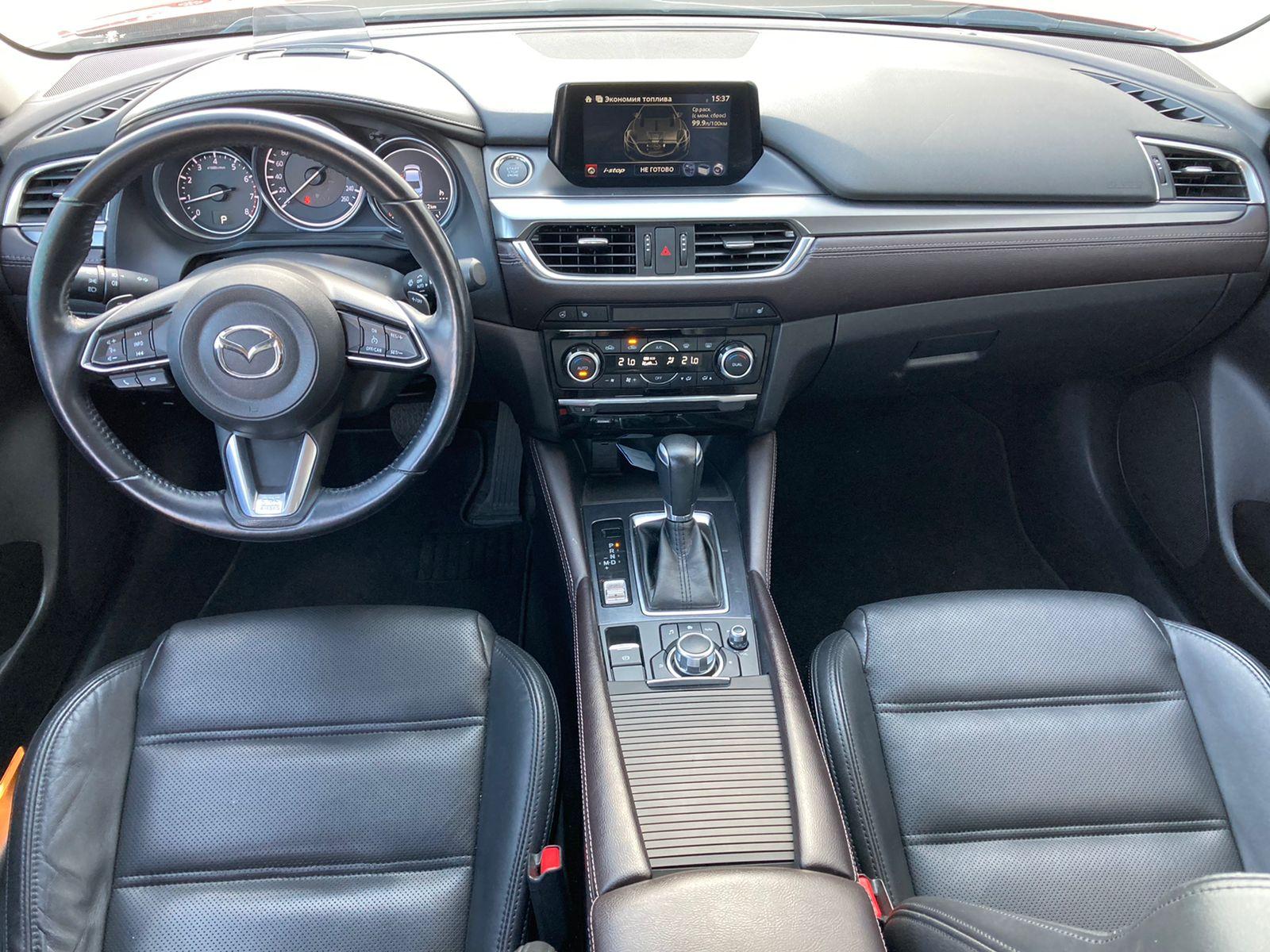 Mazda 6 Седан (2017г.)