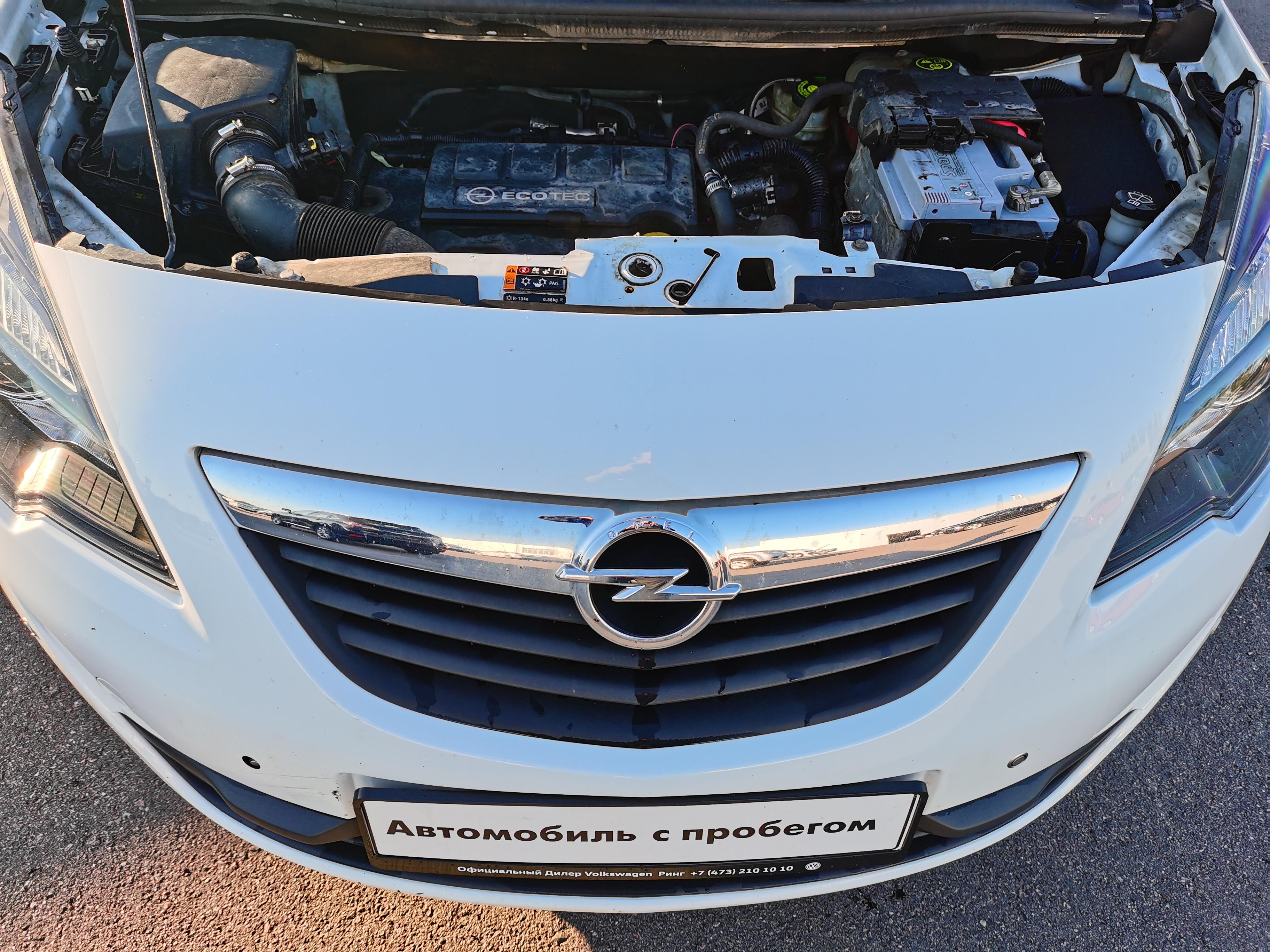 Opel Meriva Минивэн (2013г.)